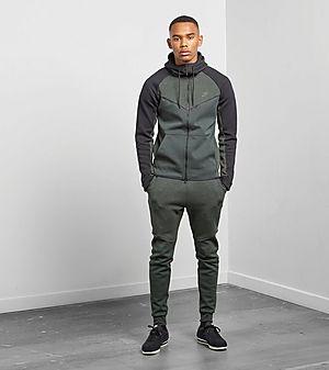 77747e5b6e3 ... Nike Tech Fleece Windrunner Full Zip Hoodie