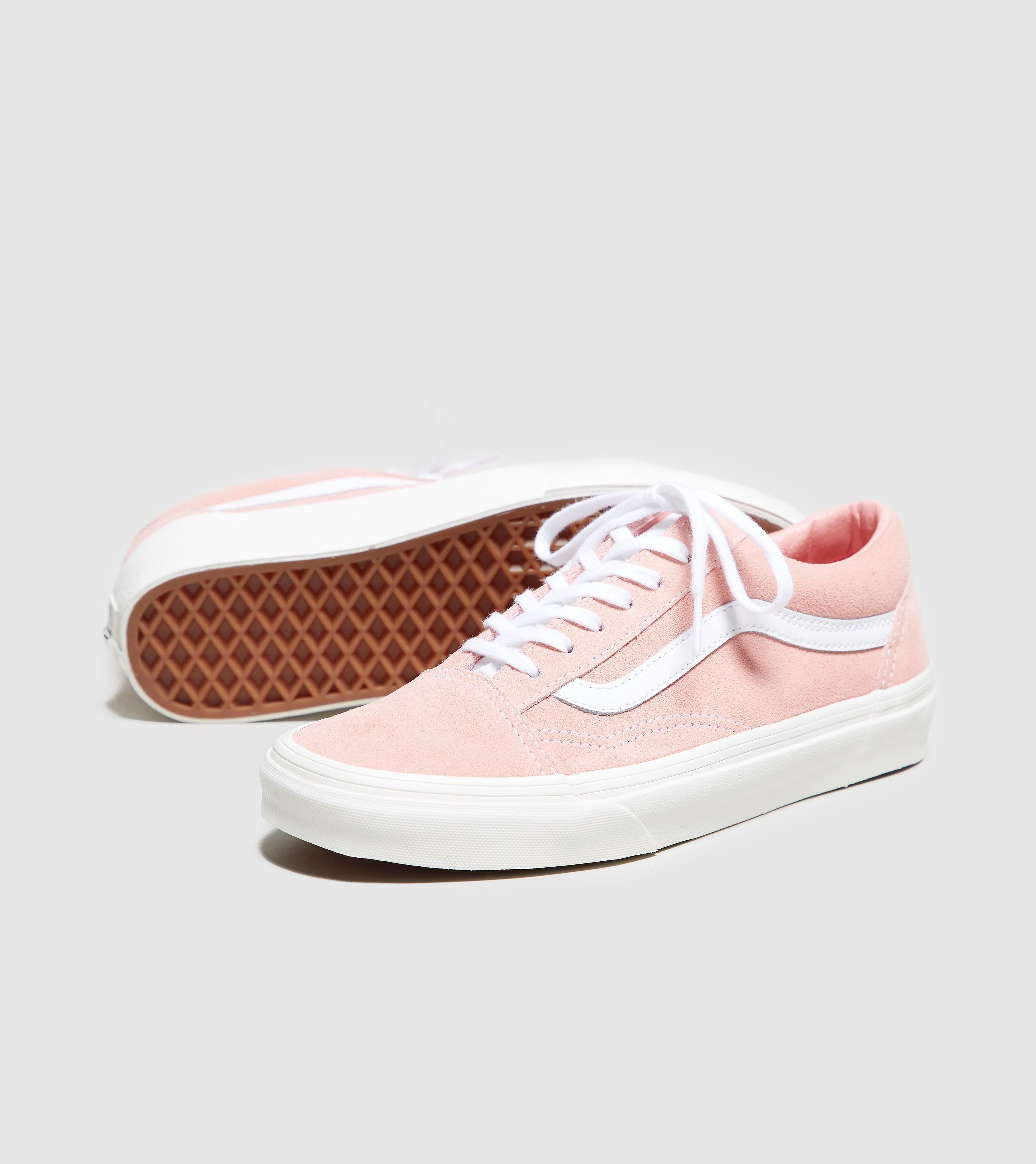 Vans Old Skool Pink Frauen