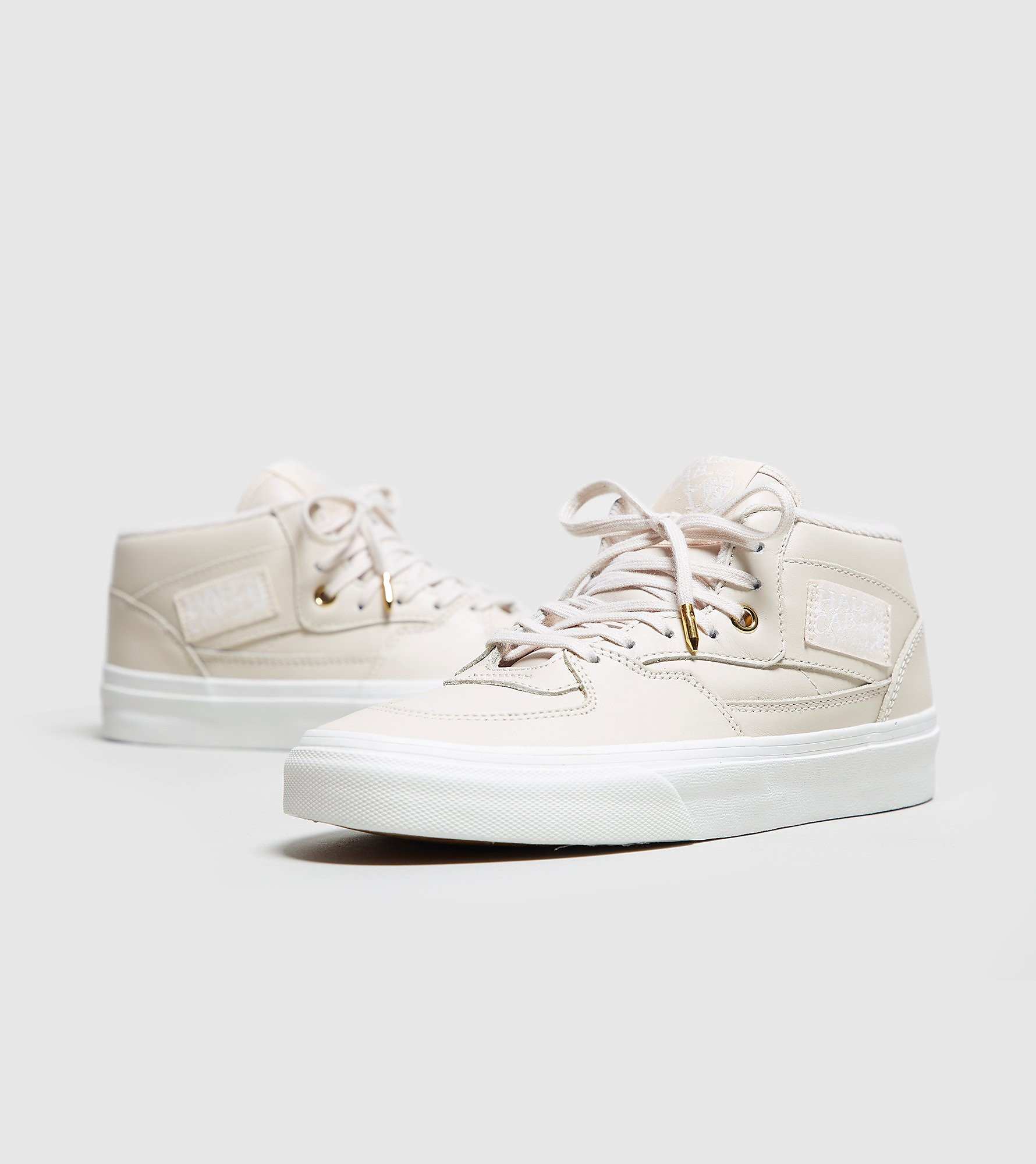 Vans Leather Half Cab DX Women's
