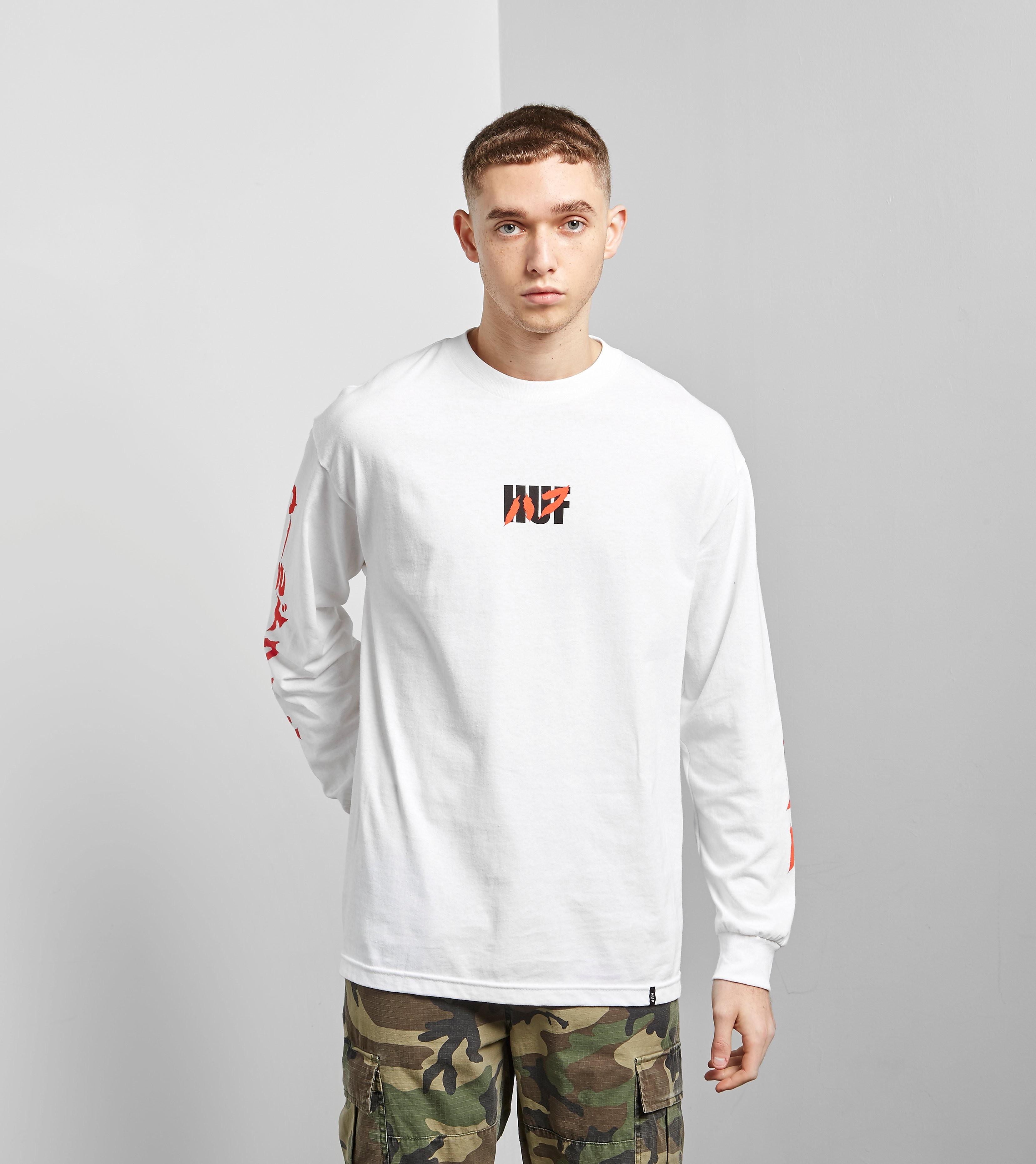 HUF Long Sleeved ASA T-Shirt
