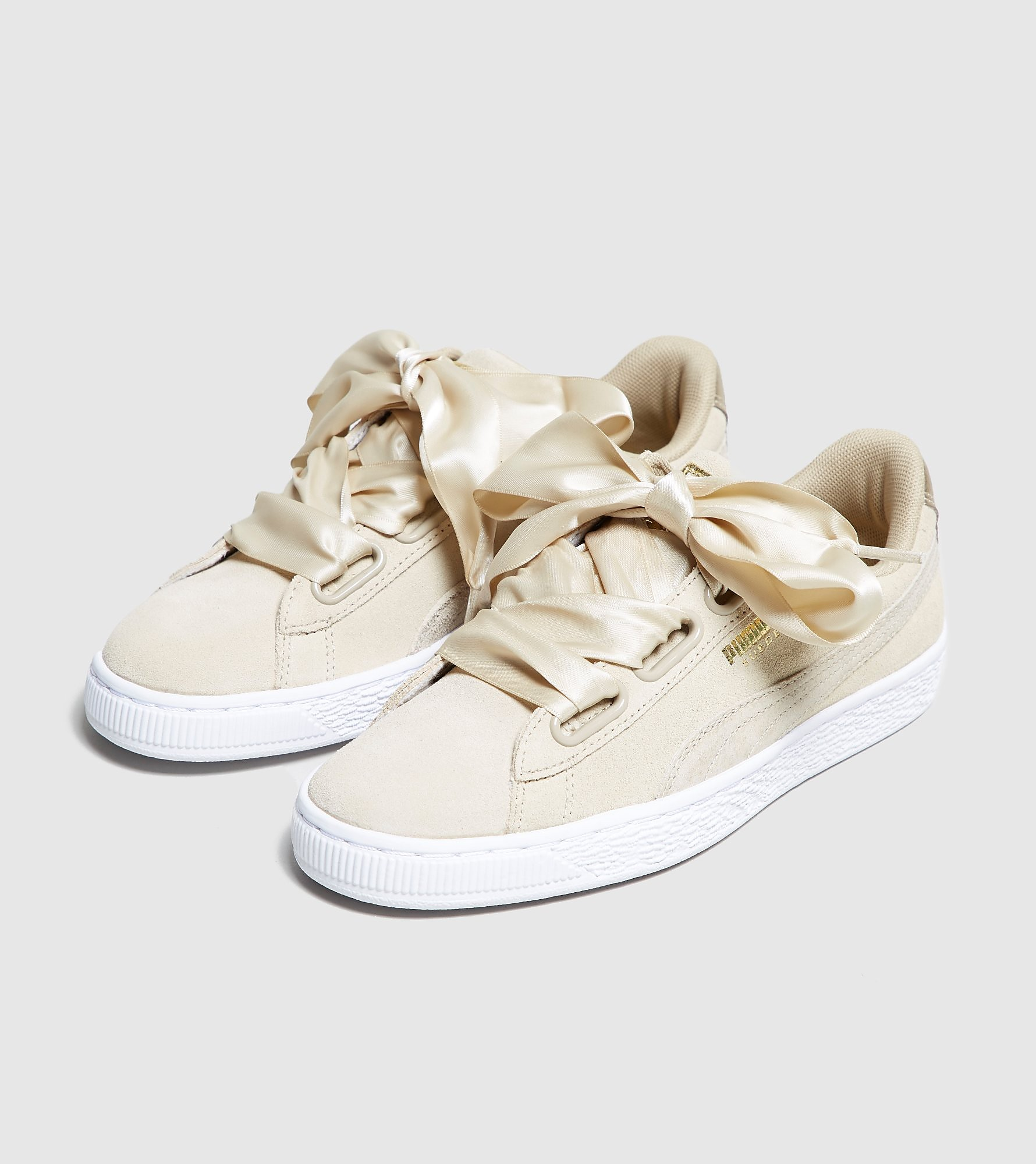 PUMA Suede Basket Heart Women's