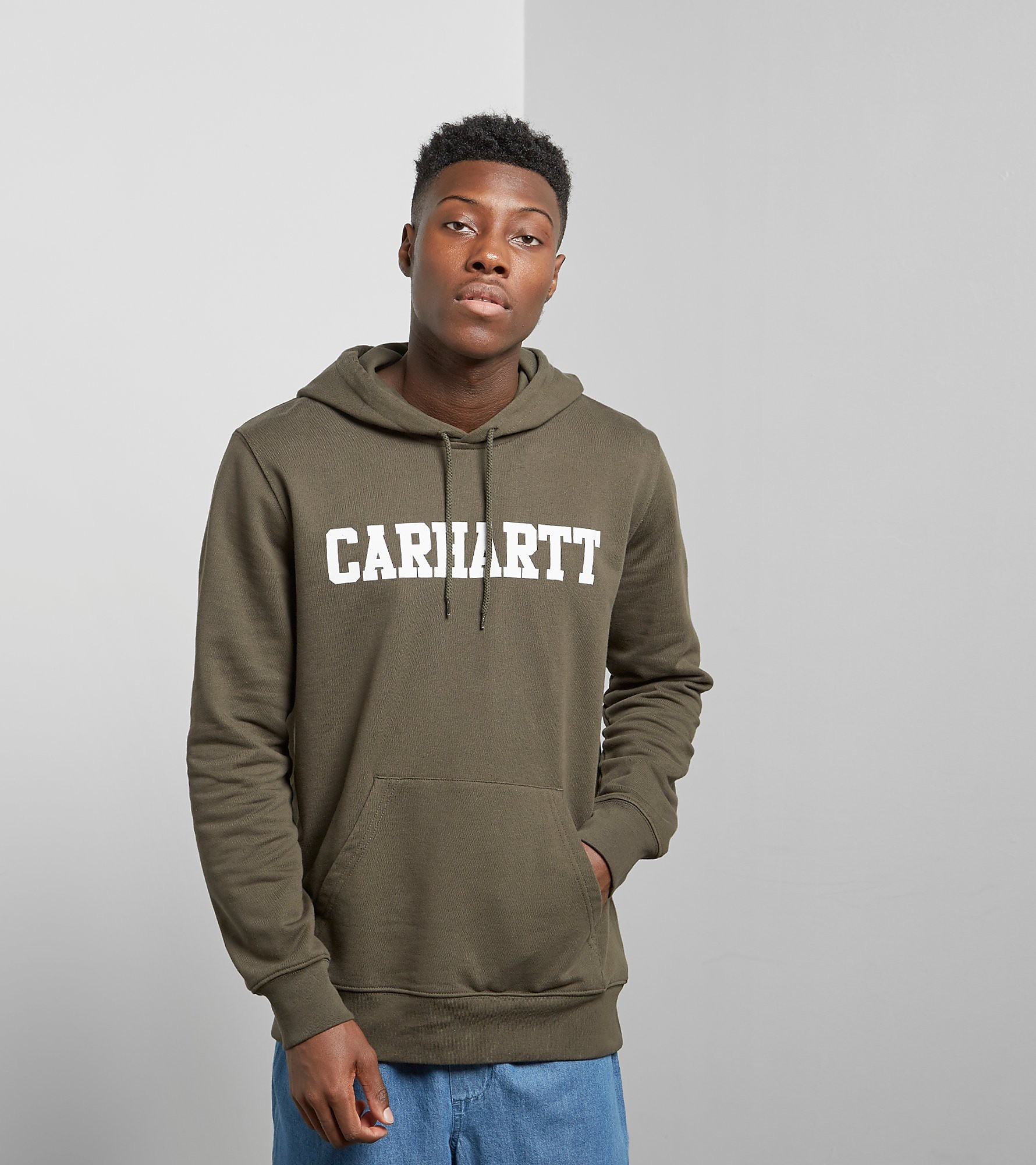 Carhartt WIP Sweat à Capuche College - Exclusivité size?