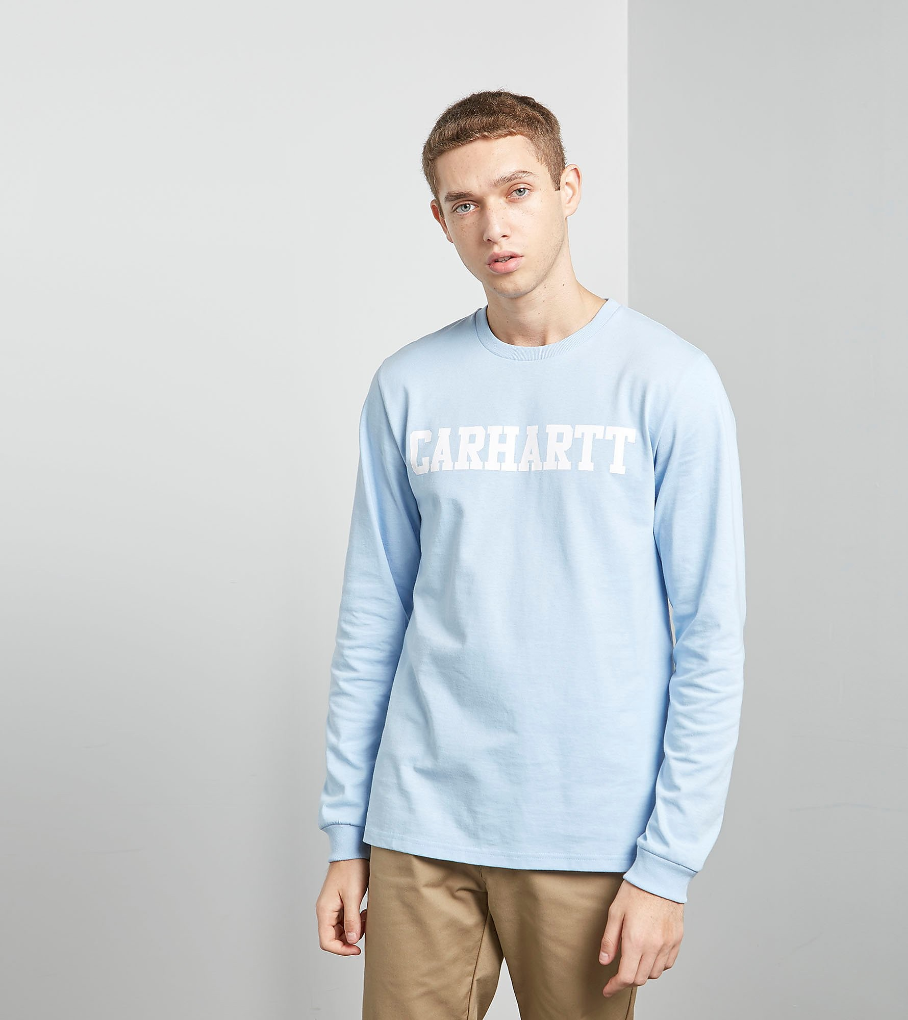 Carhartt WIP Long Sleeved College T-Shirt
