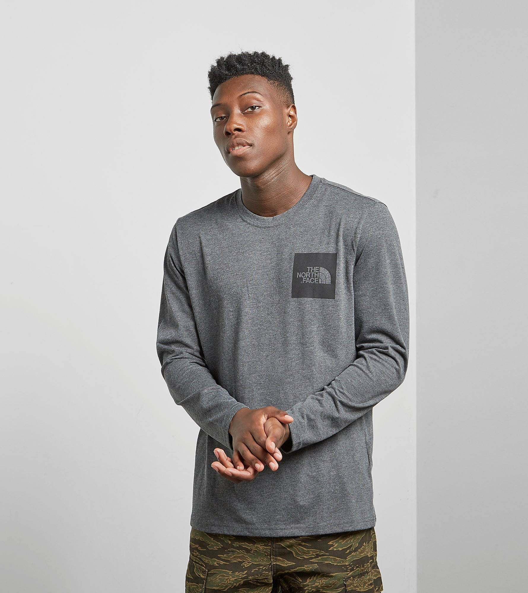 The North Face North Face Long Sleeved T-Shirt