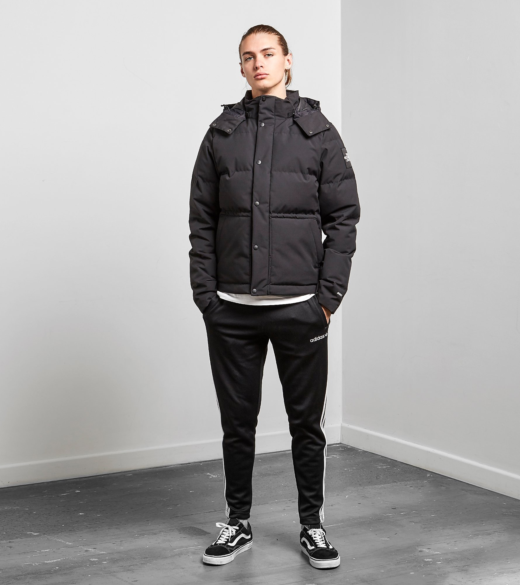 The North Face Box Canyon Black Label Jacke