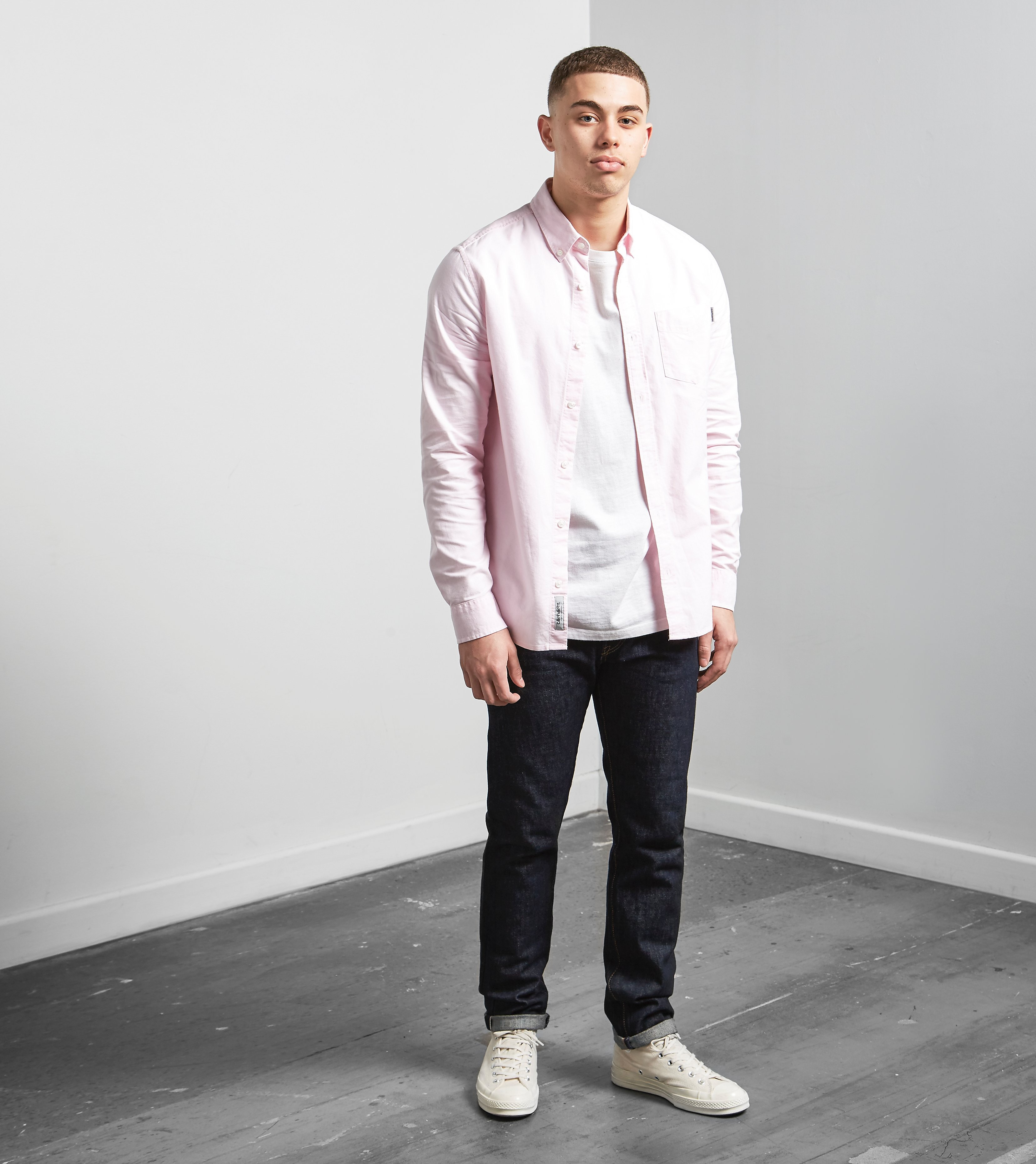 Carhartt WIP Long-Sleeved Pocket Shirt