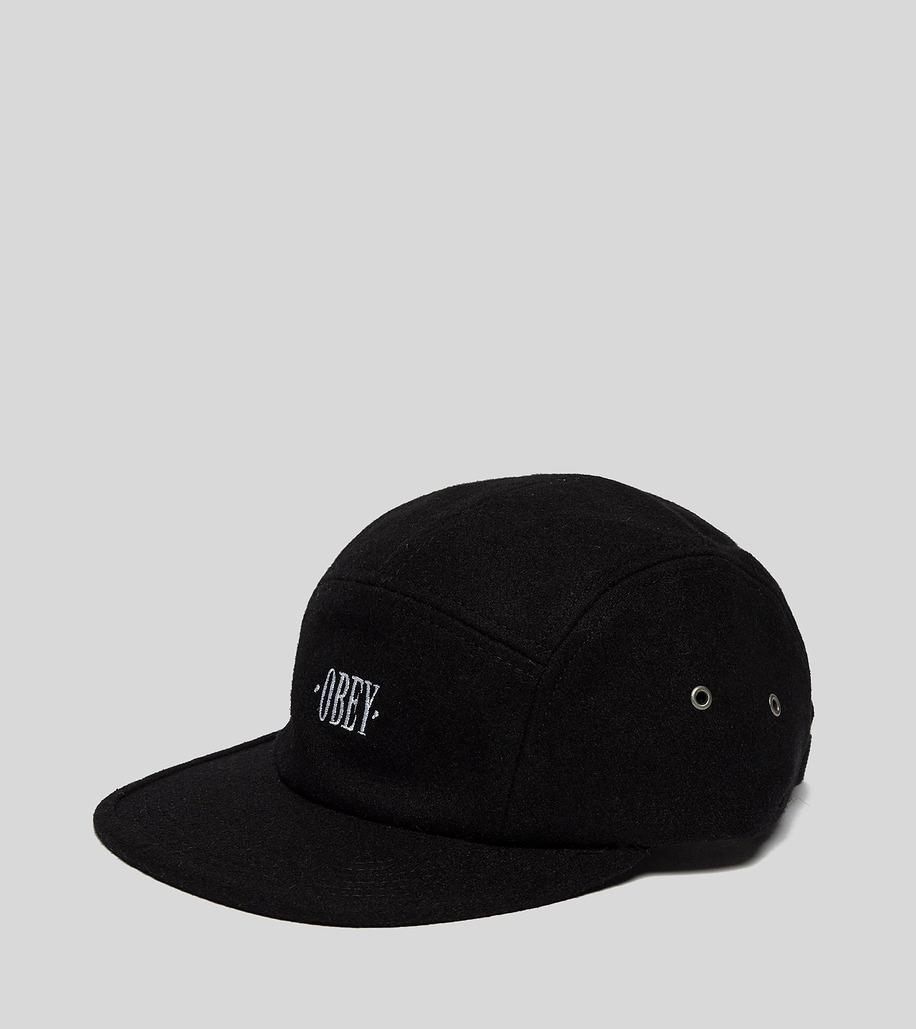 Obey Subtle 5 Panel Cap