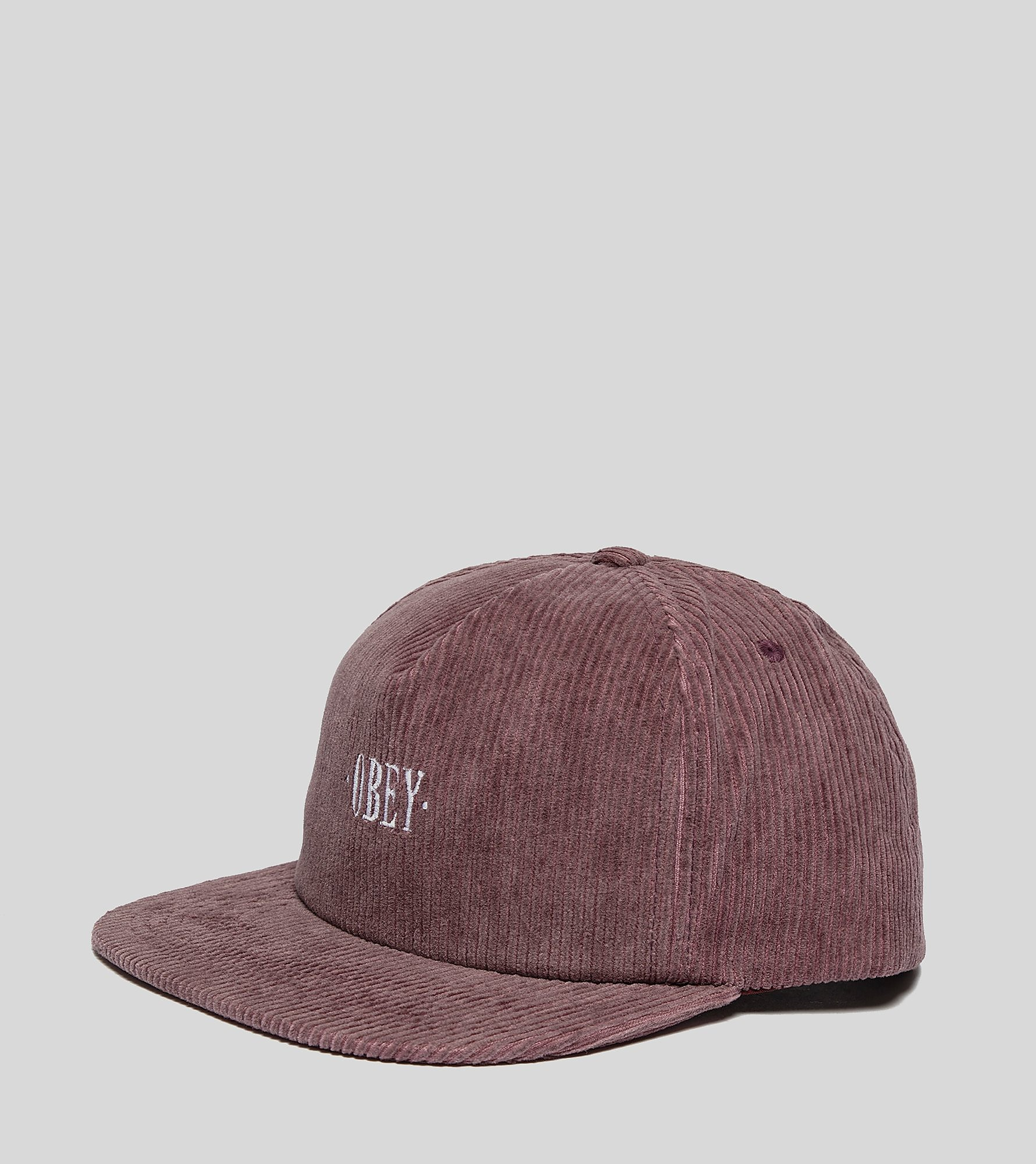 Obey Posted Cord Snapback