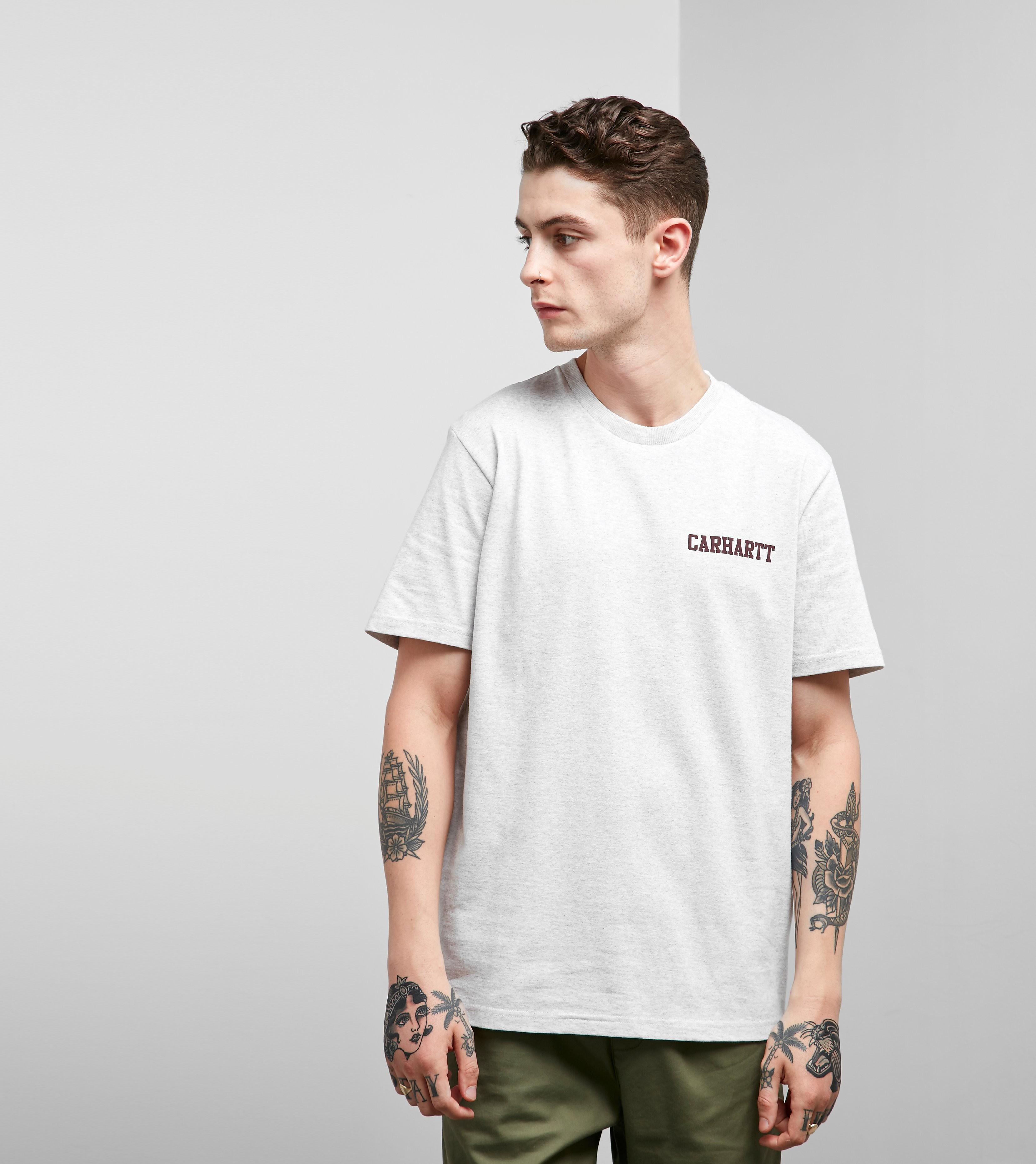 Carhartt WIP Script Short Sleeve T-Shirt