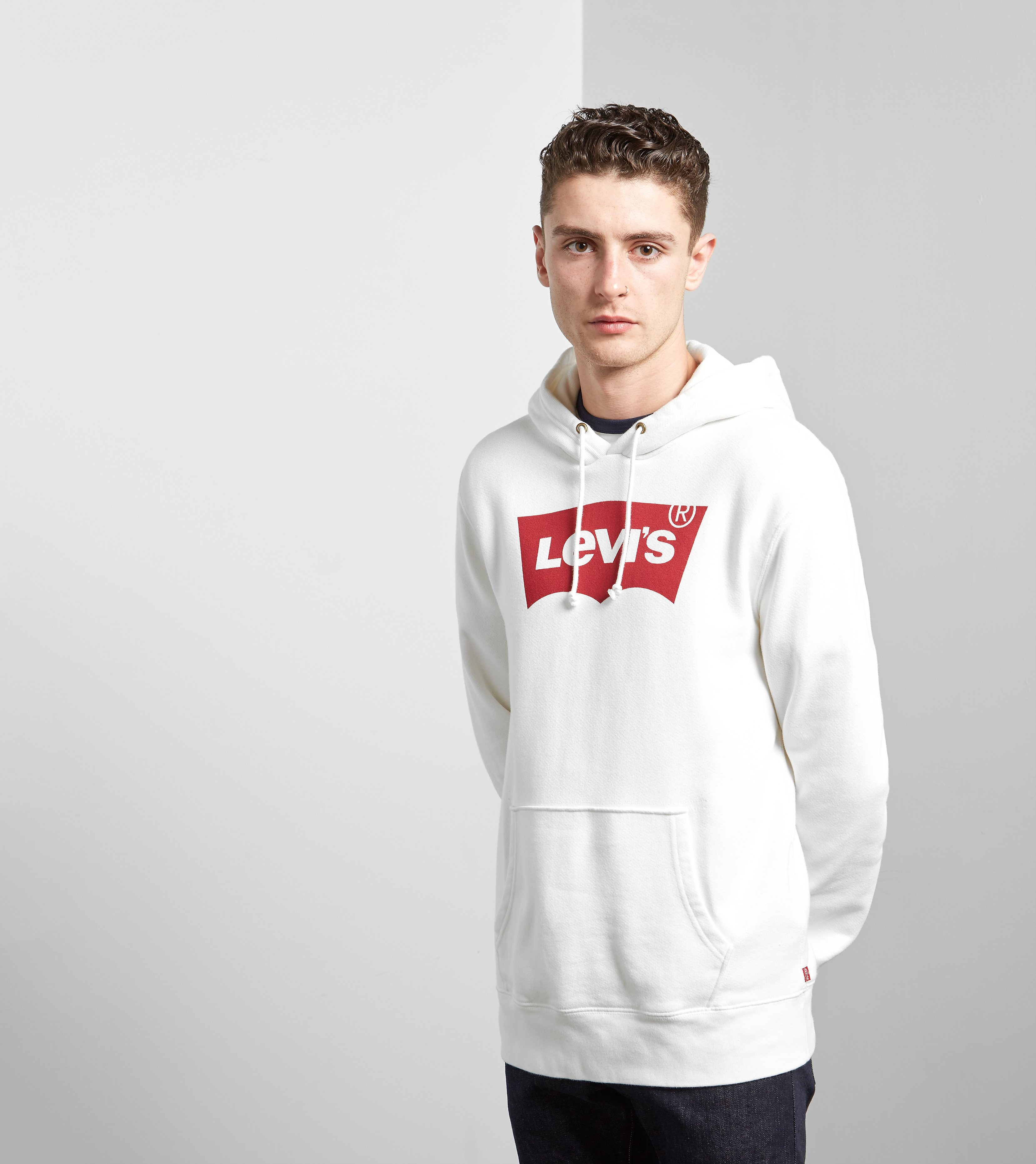 Levis Batwing Logo Hoody