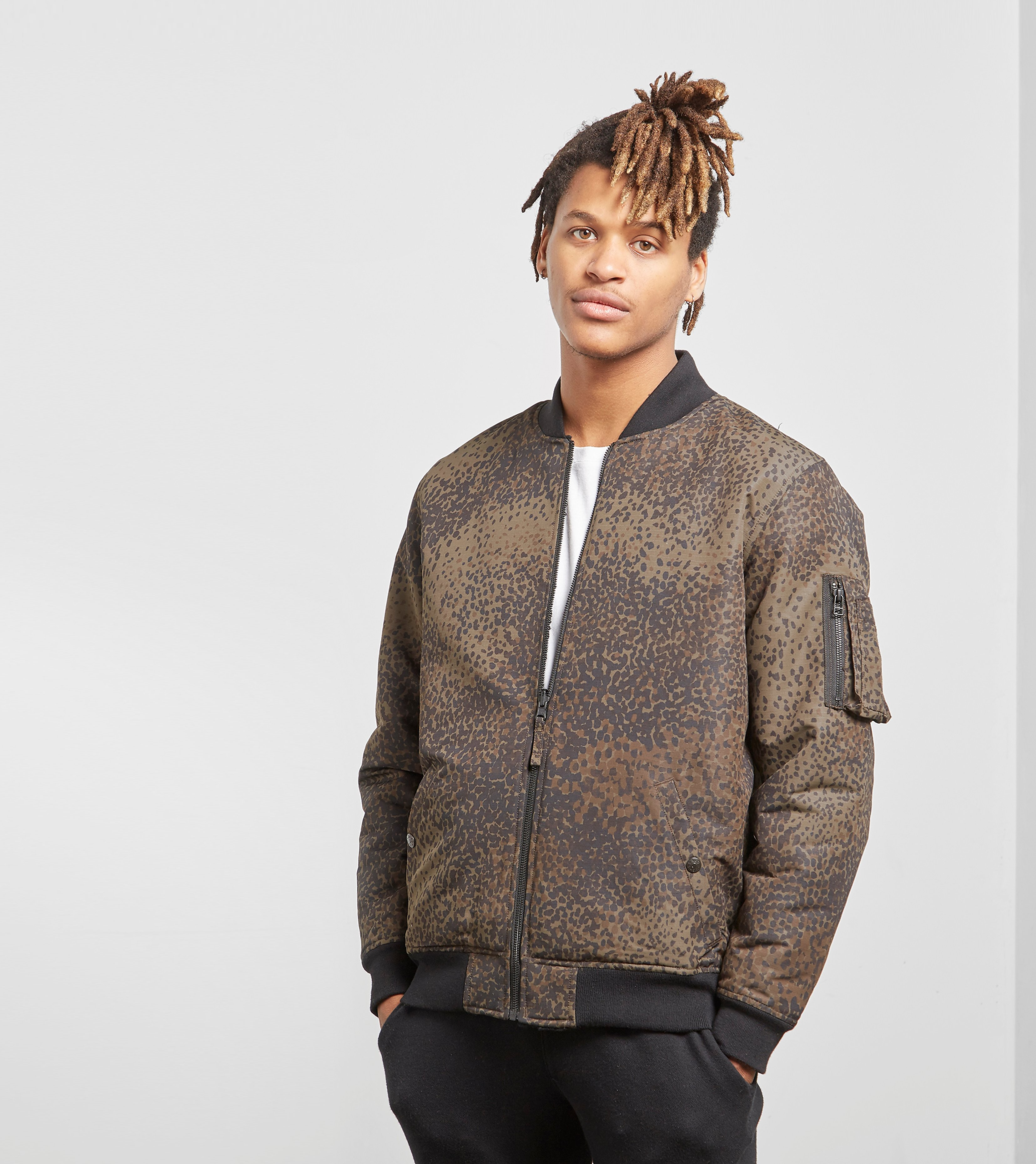 Levis Reversible Bomber Jacket