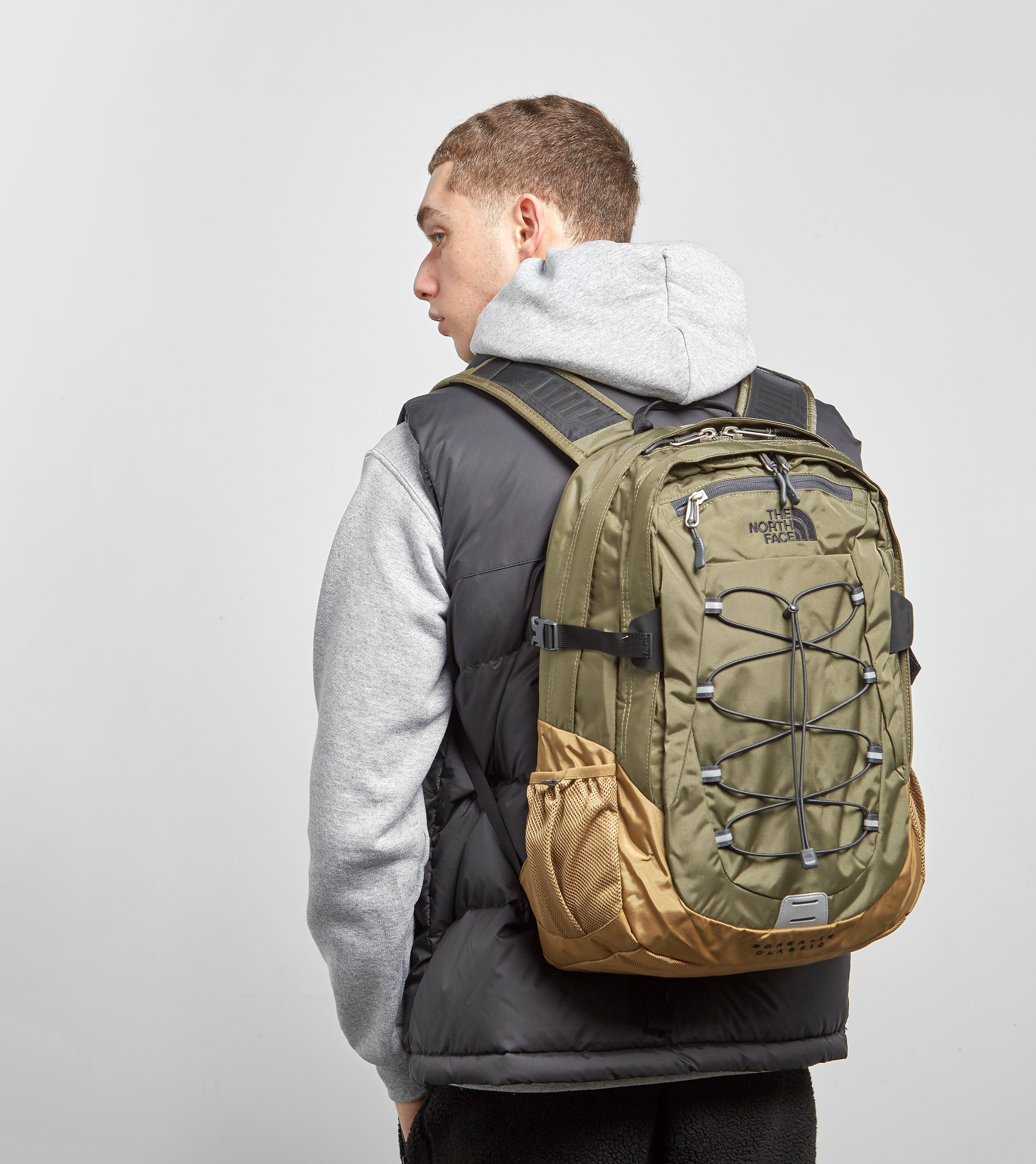 The North Face Borealis Classic Backpack, Green