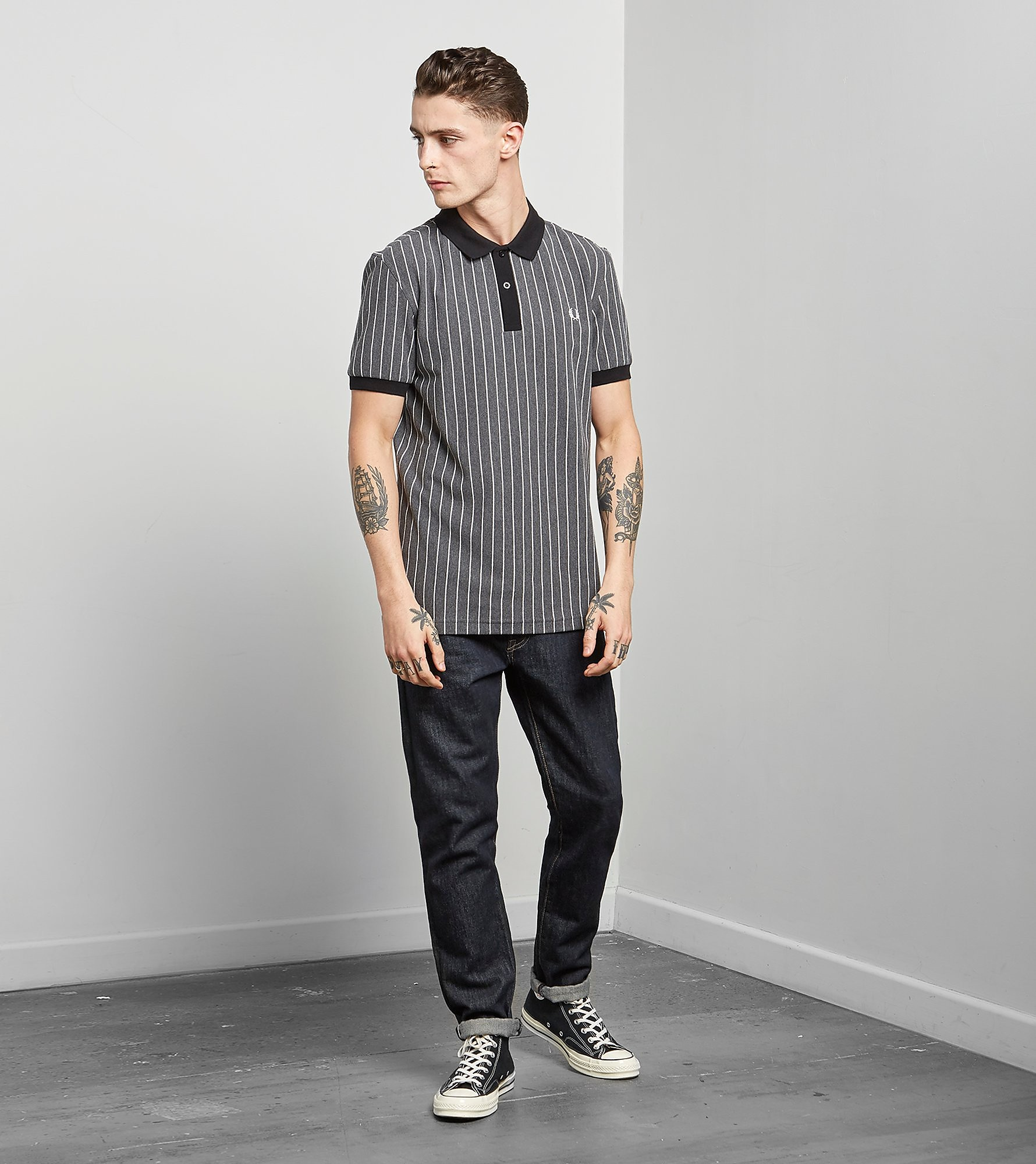 Fred Perry Pinstripe Polo