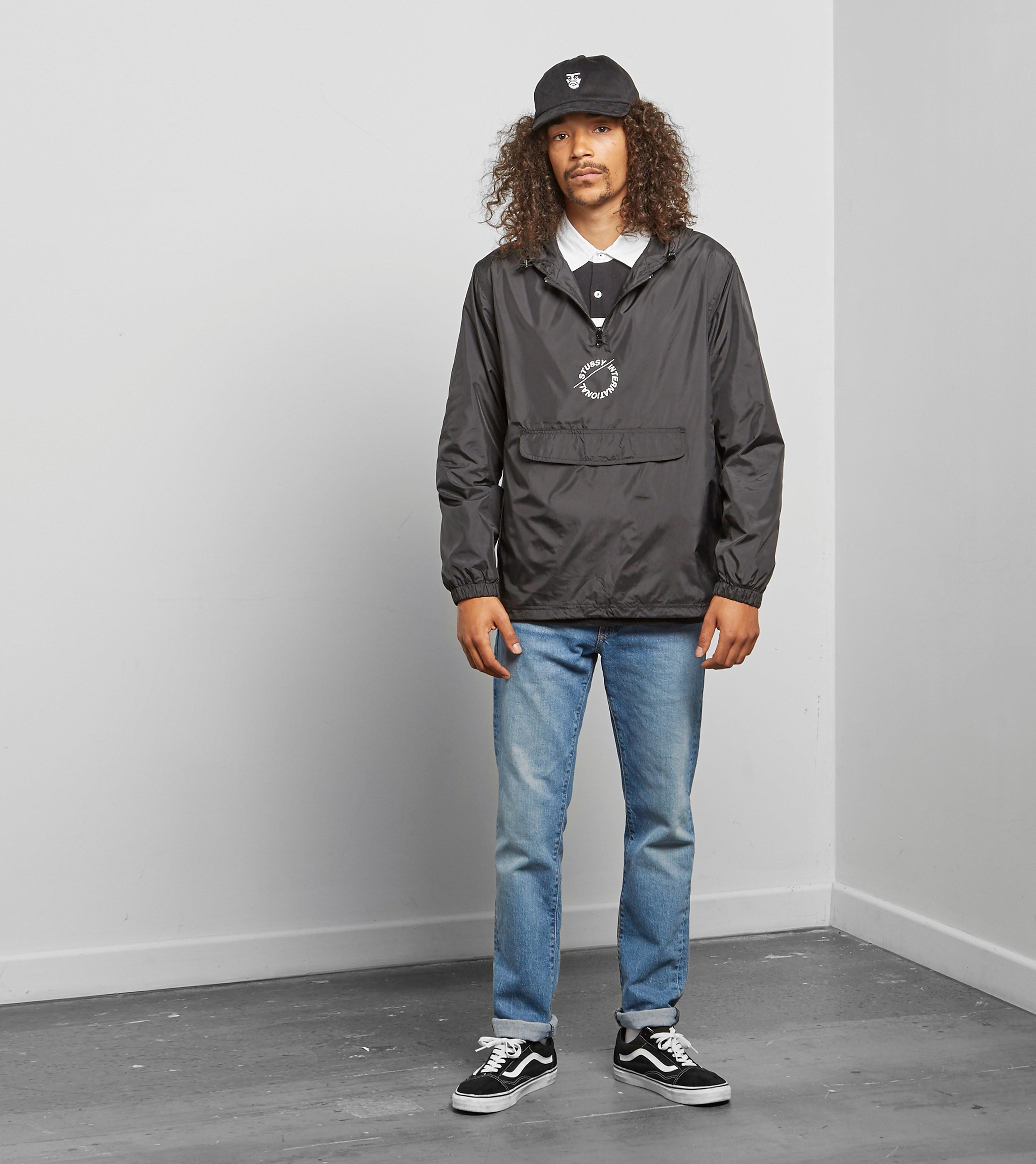 Stussy Nylon Overhead Jacket