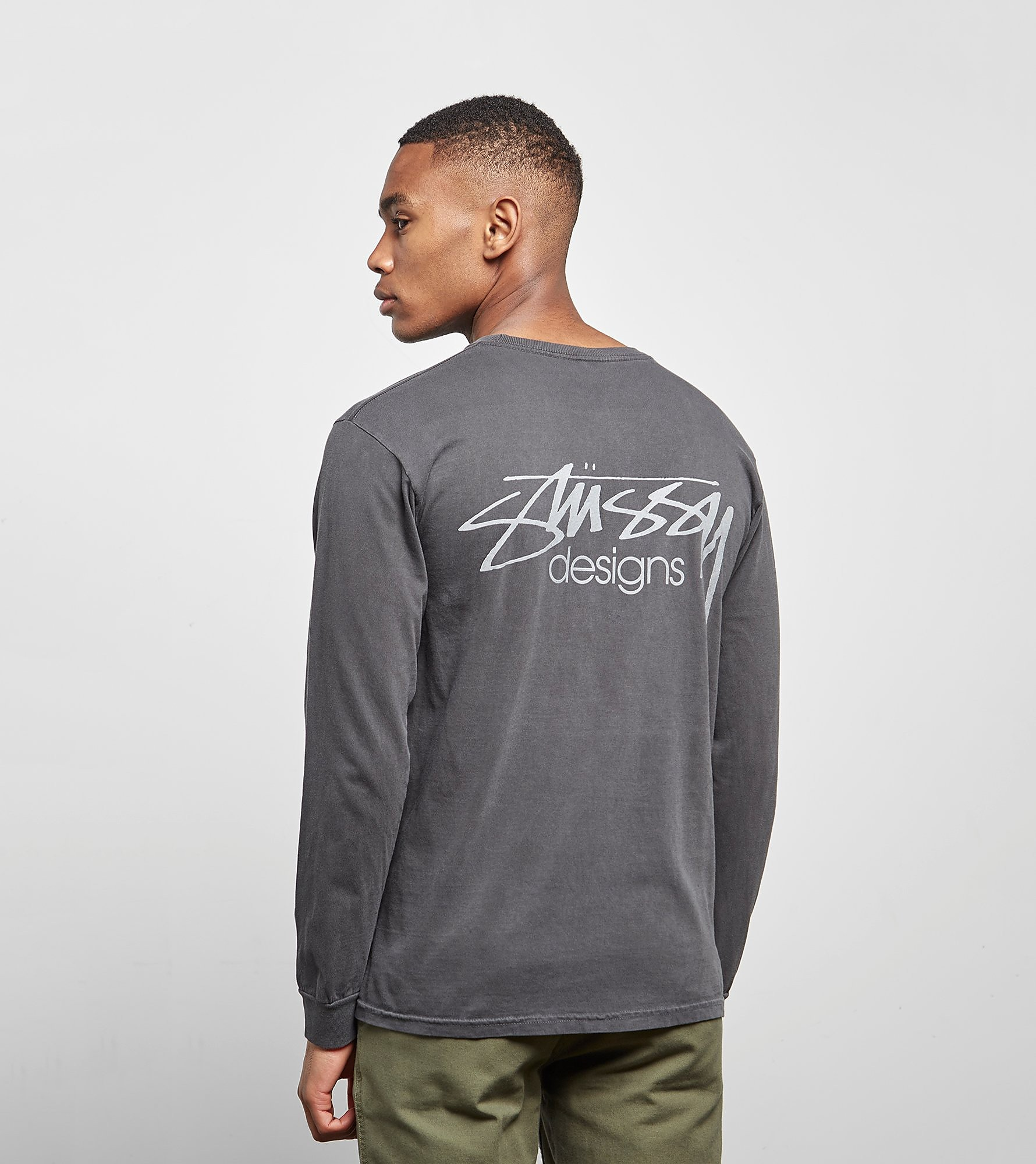 Stussy T-Shirt Manches Longues Designs
