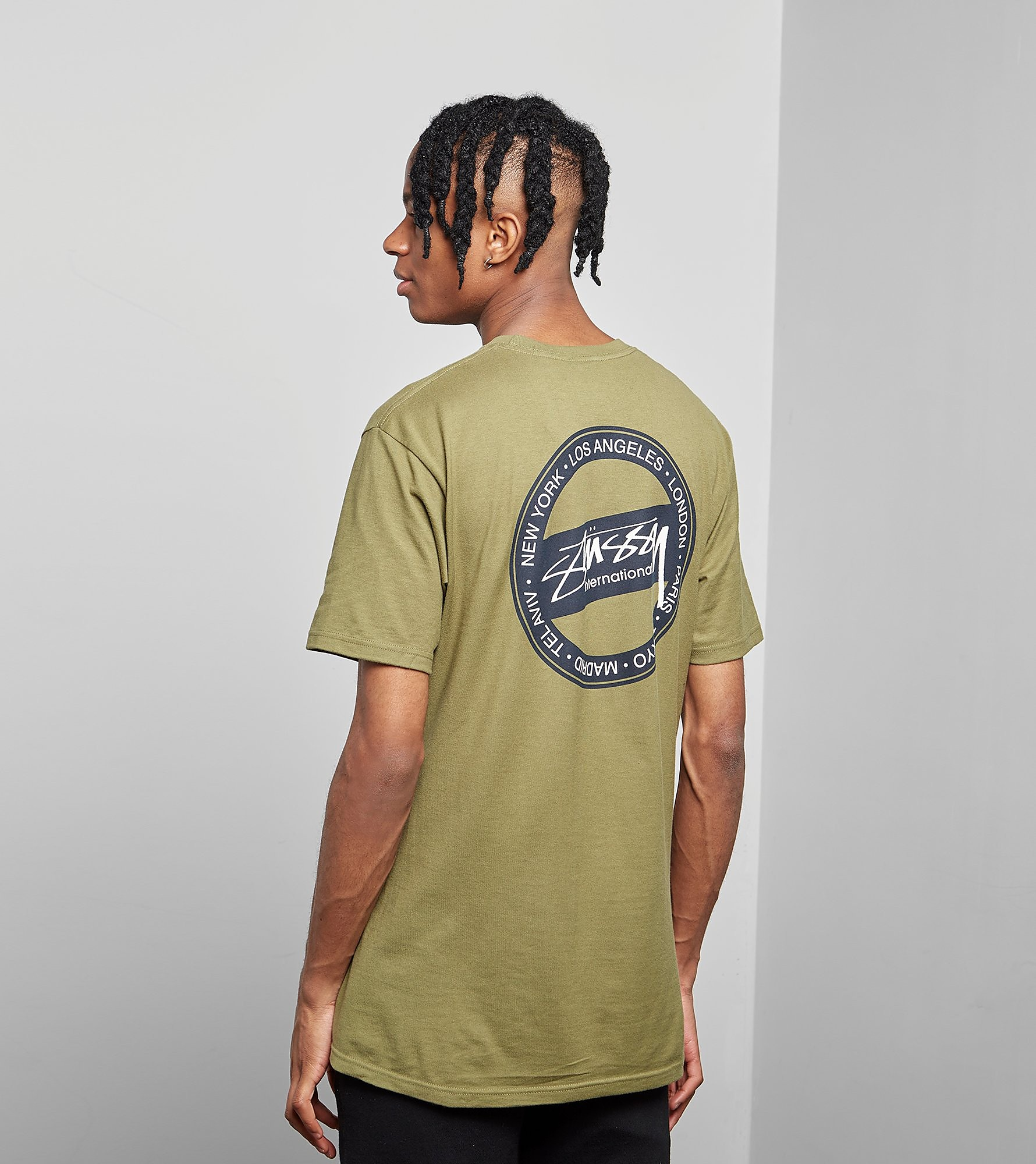Stussy International Dot T-Shirt