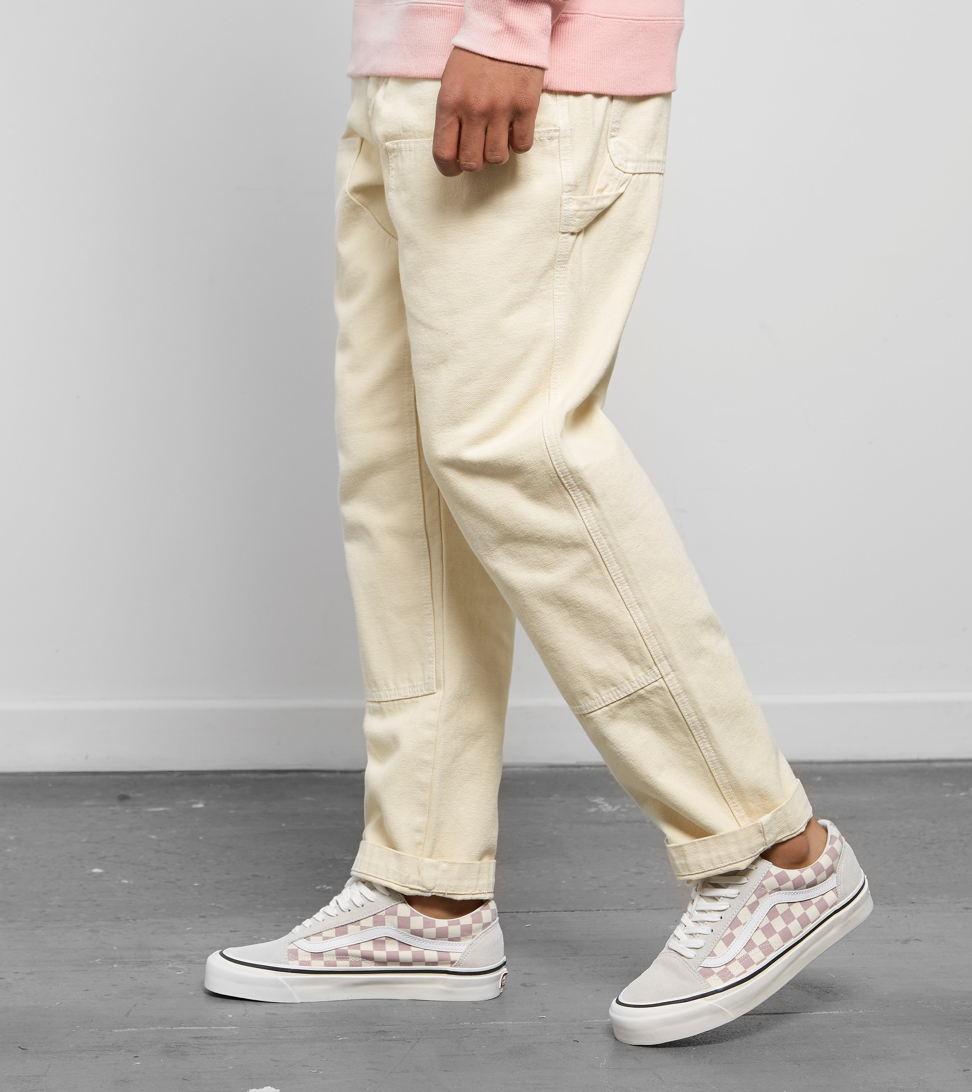Stussy Pantalon Canvas Work
