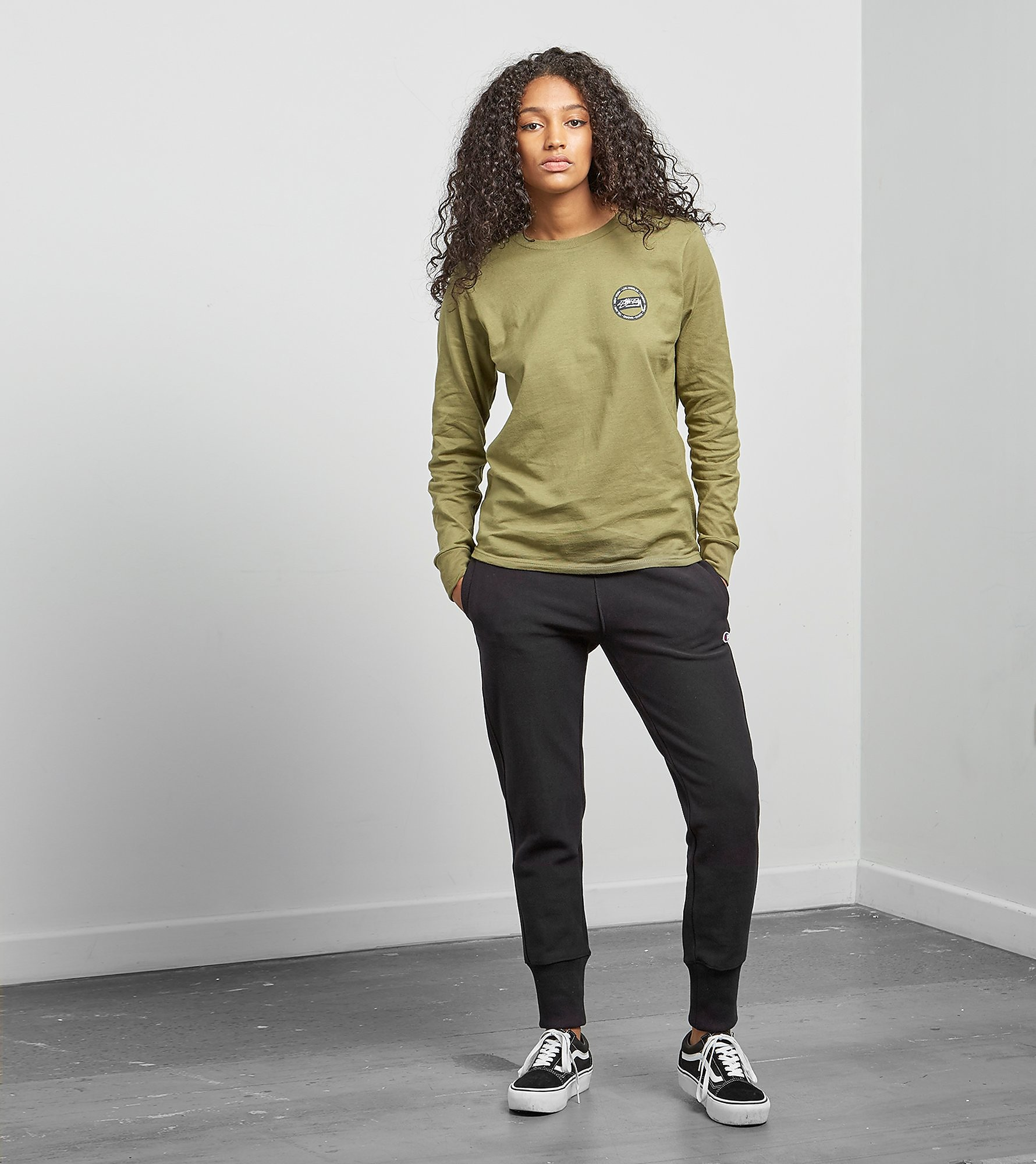 Stussy International Dot Langærmet T-shirt