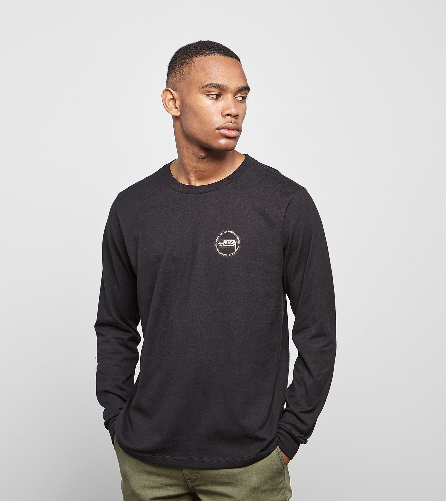 Stussy International Dot Long Sleeved T-Shirt