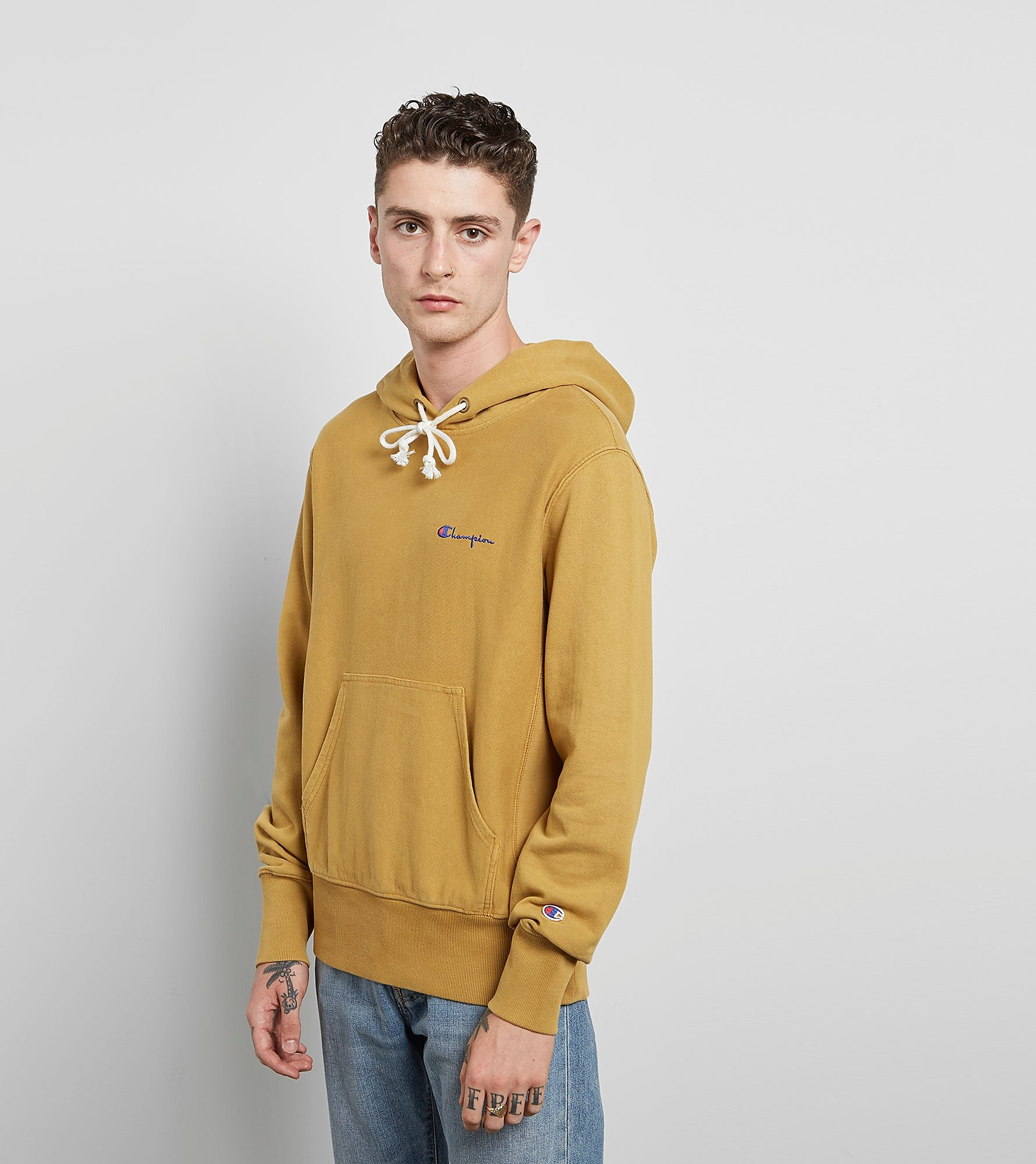 Champion Sweat à Capuche Garment Dyed - Exclusivité size?