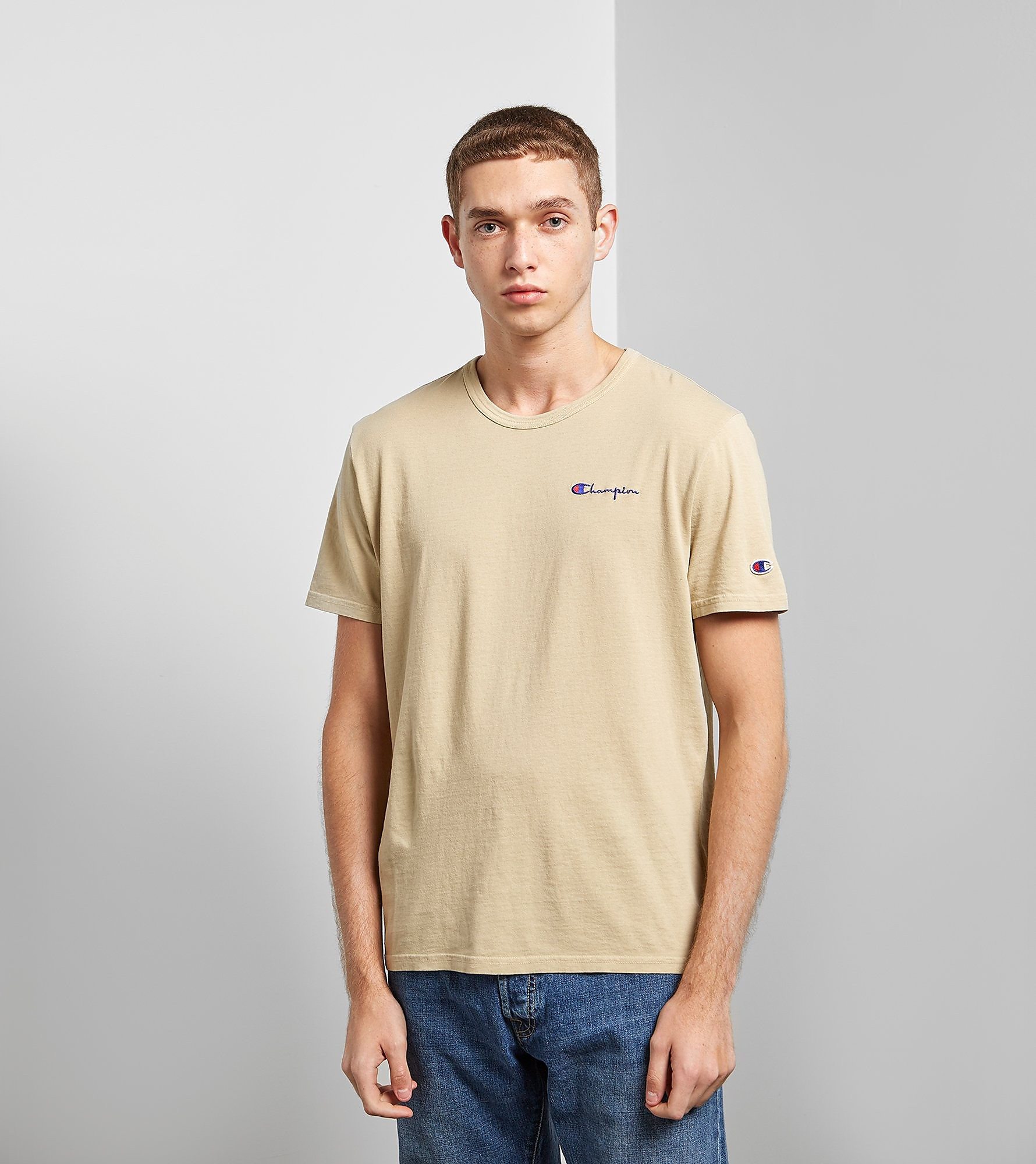 Champion T-Shirt Crew Reverse Weave - Exclusivité size?