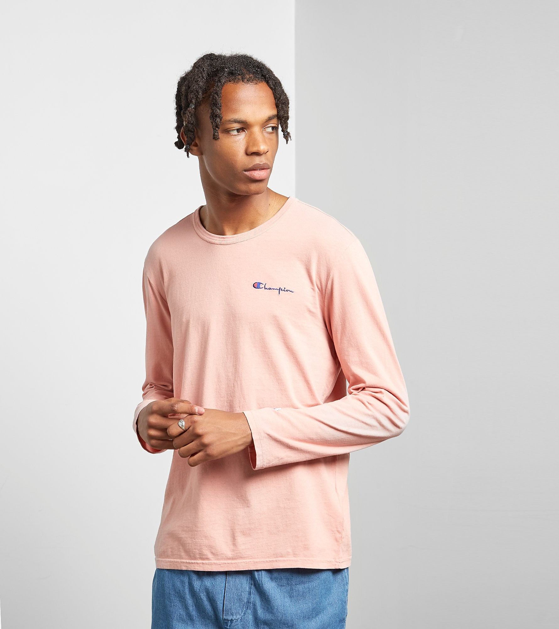 Champion Long Sleeve Crew - size? Exclusive