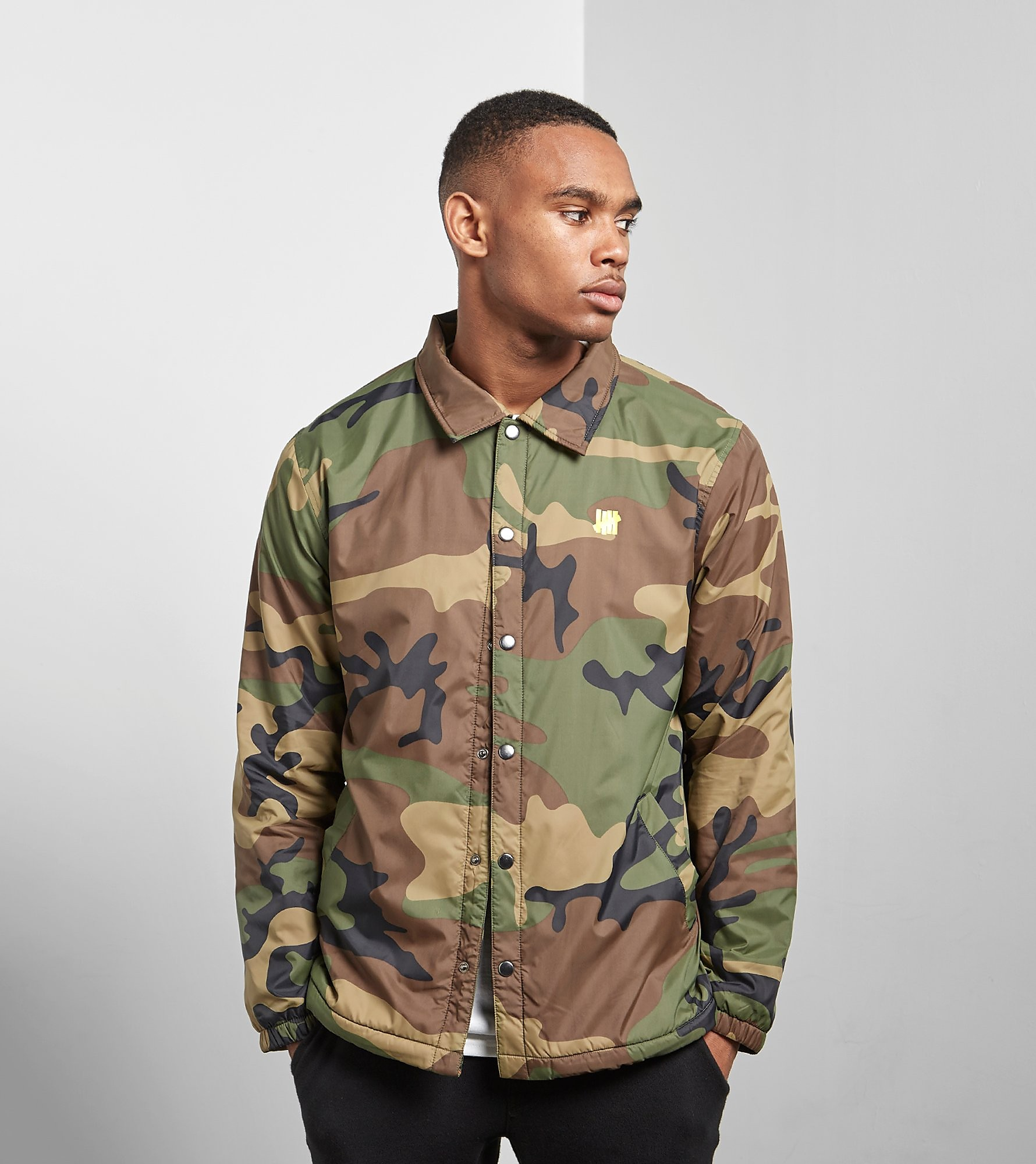 Undefeated 5 Strike Coach Jacket