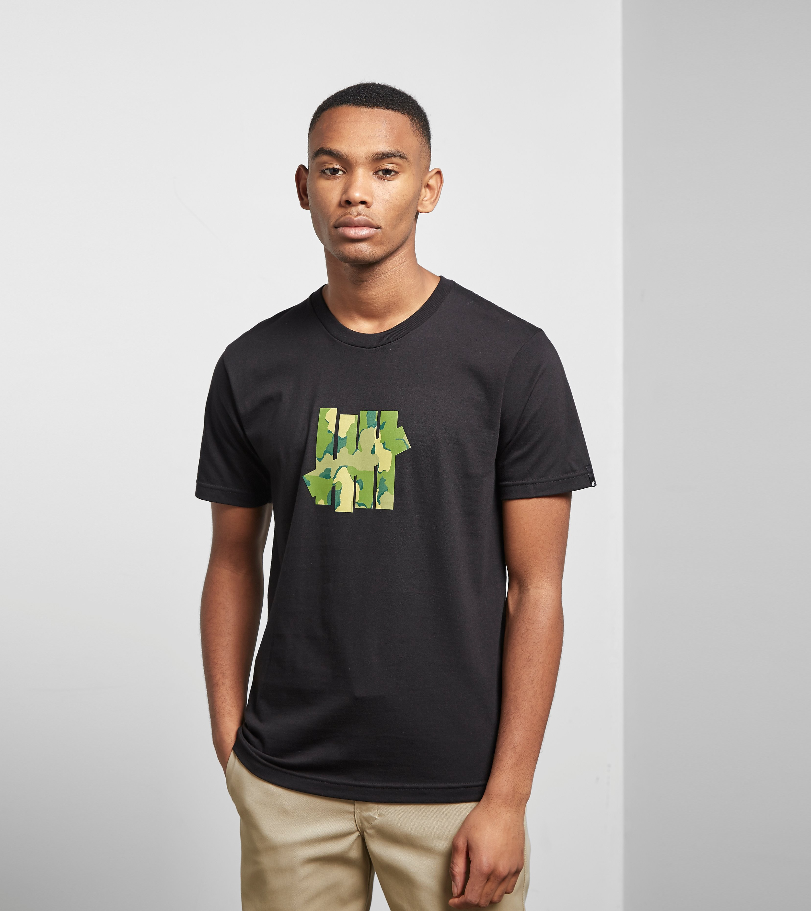 Undefeated Camo 5 Strike T-Shirt
