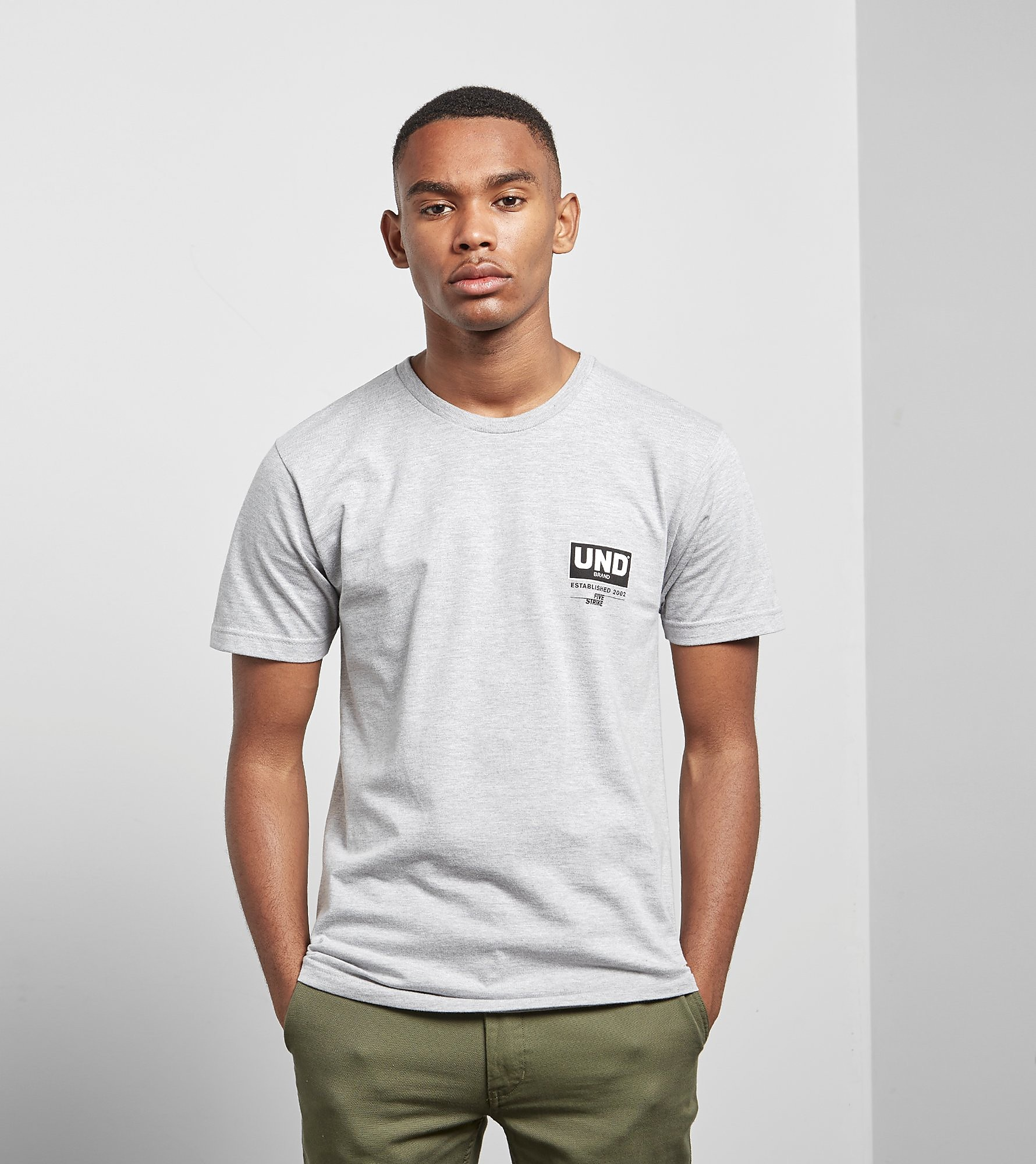 Undefeated Brand T-Shirt