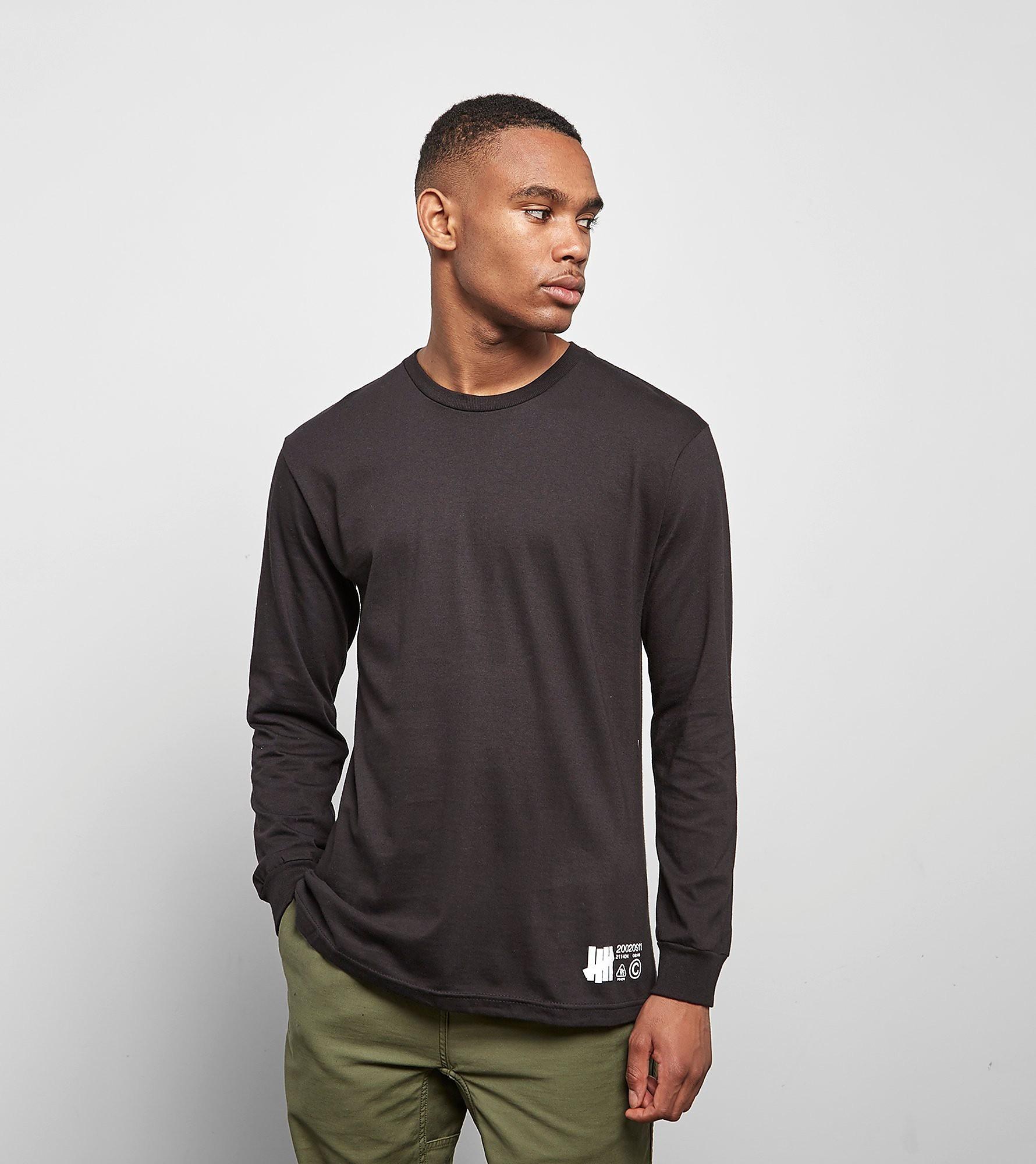 Undefeated Long Sleeve Lab Set T-Shirt