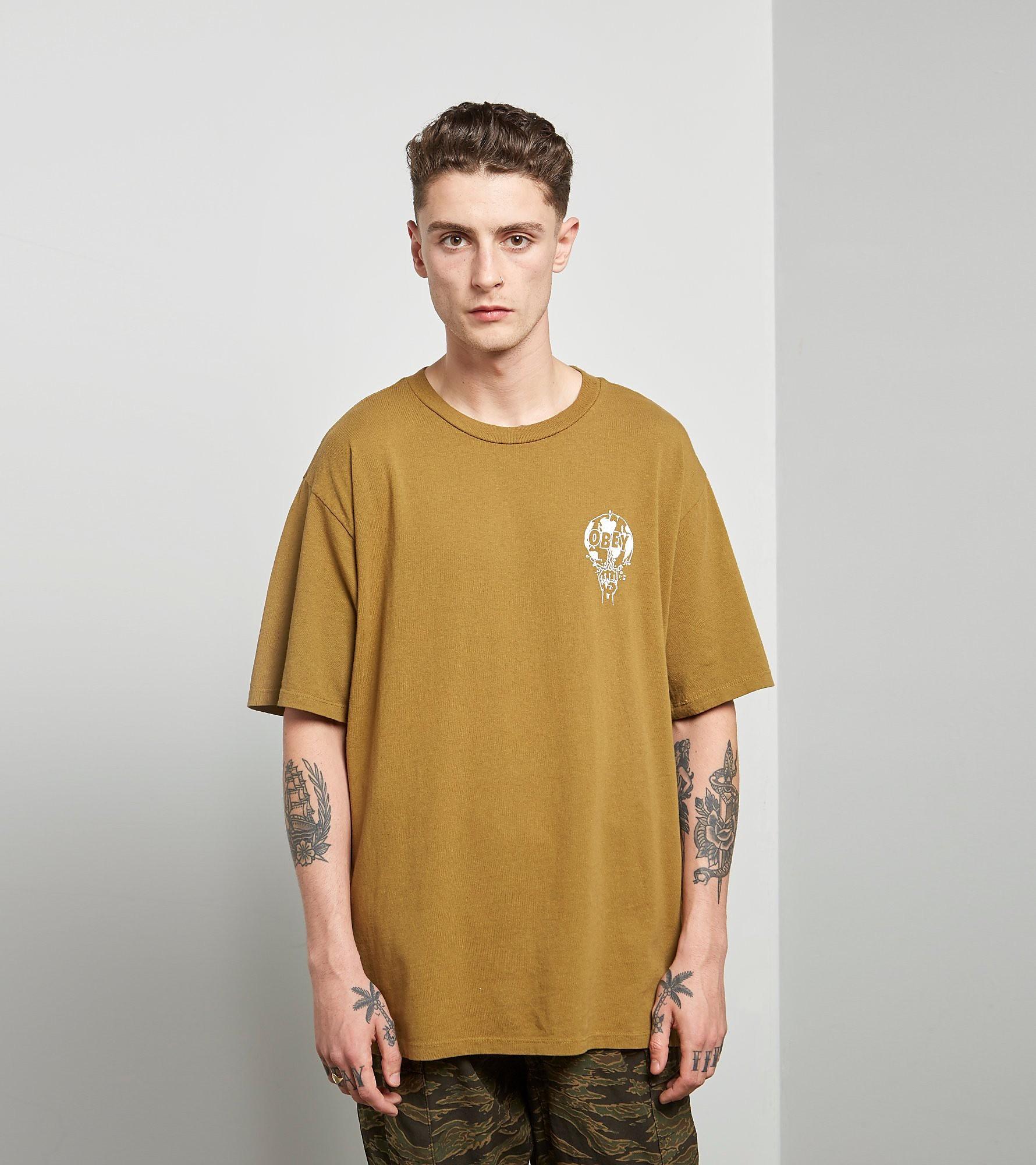 Obey Smash It Up T-Shirt