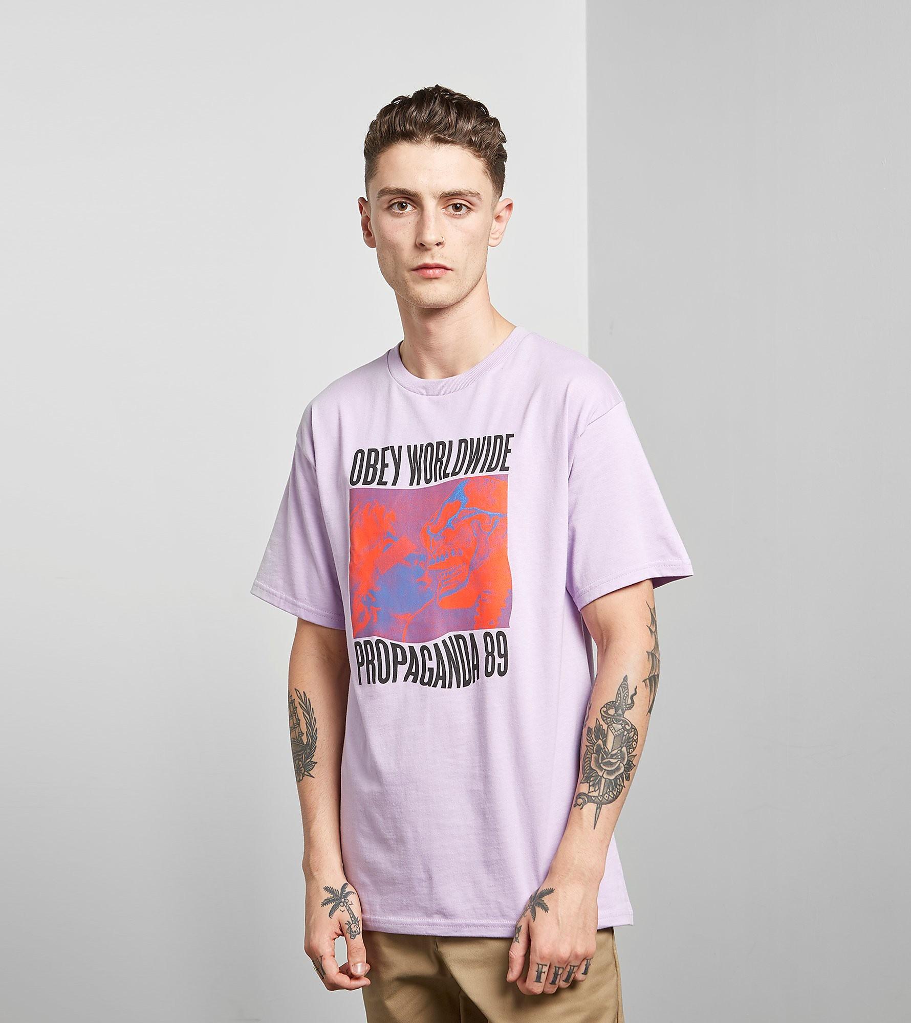Obey Death Kiss T-Shirt