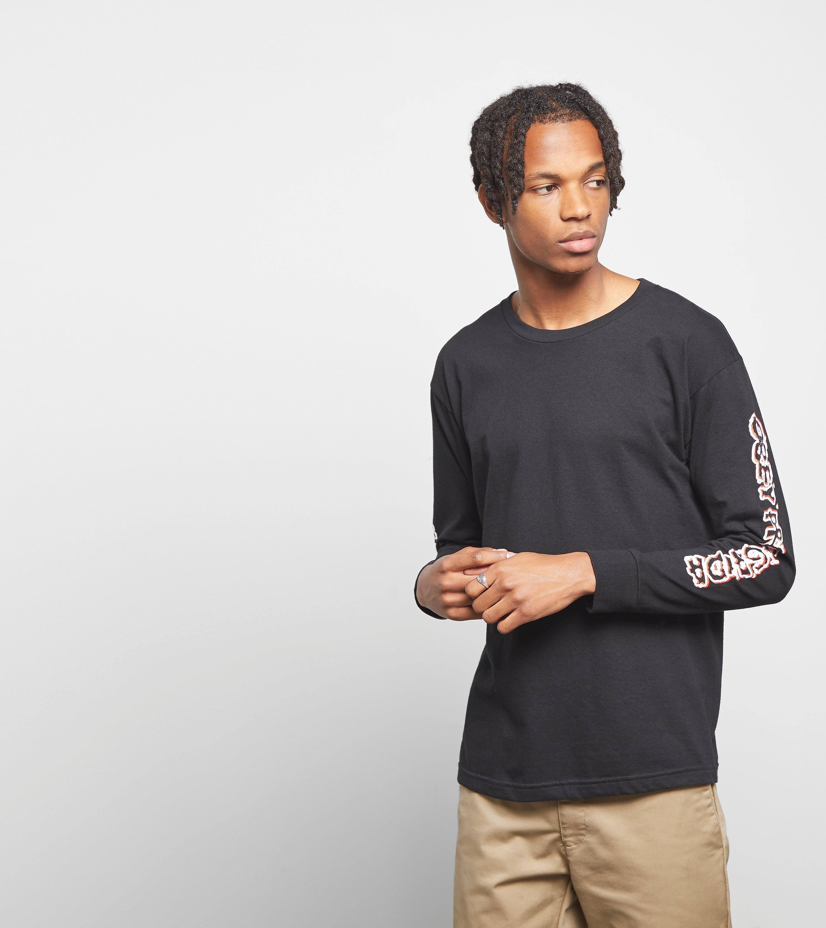 LEAD DIST Long Sleeved Public Opinion T-Shirt