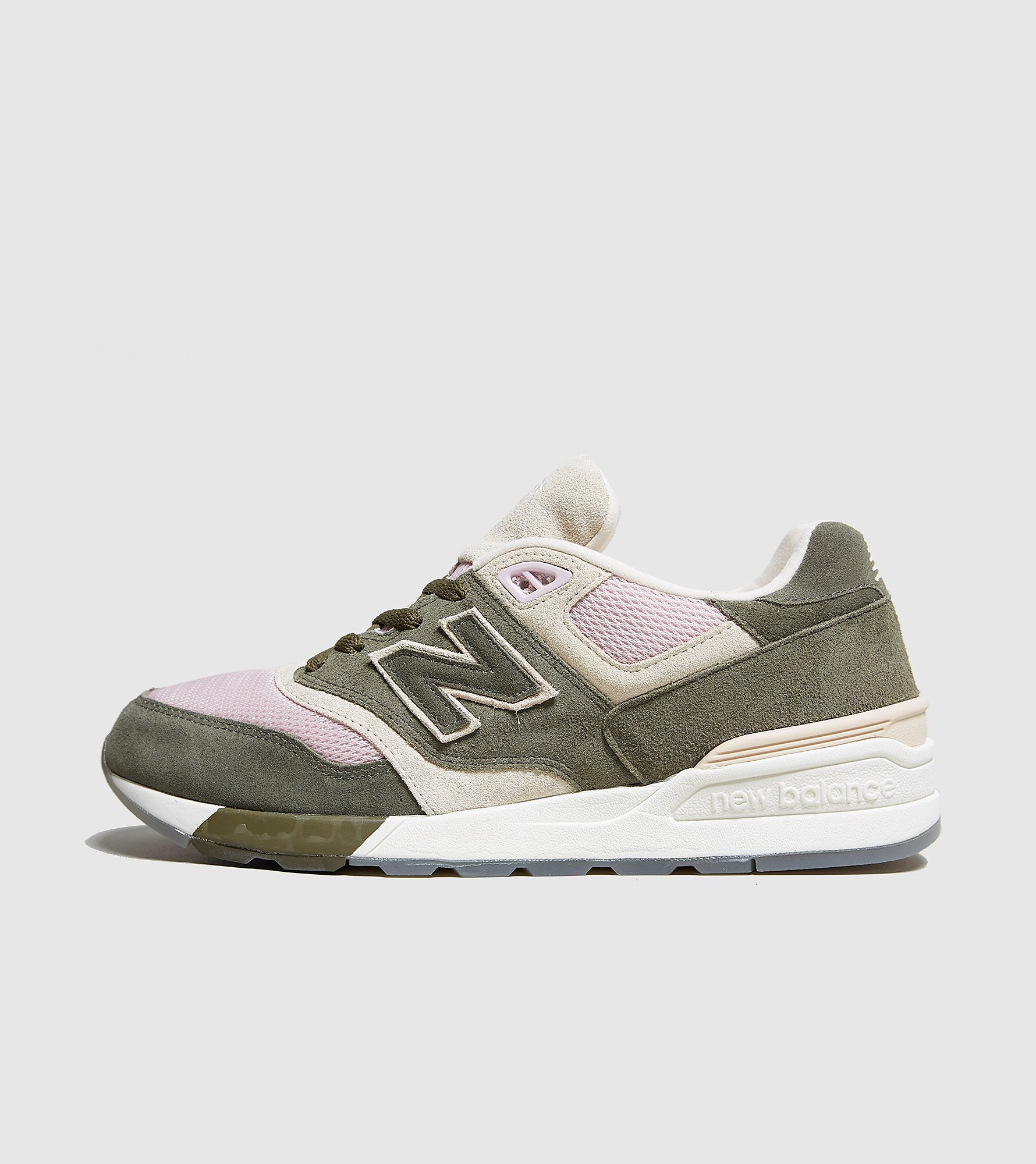 buy online 4abe7 6c314 New Balance 597 size? Exclusive, Green