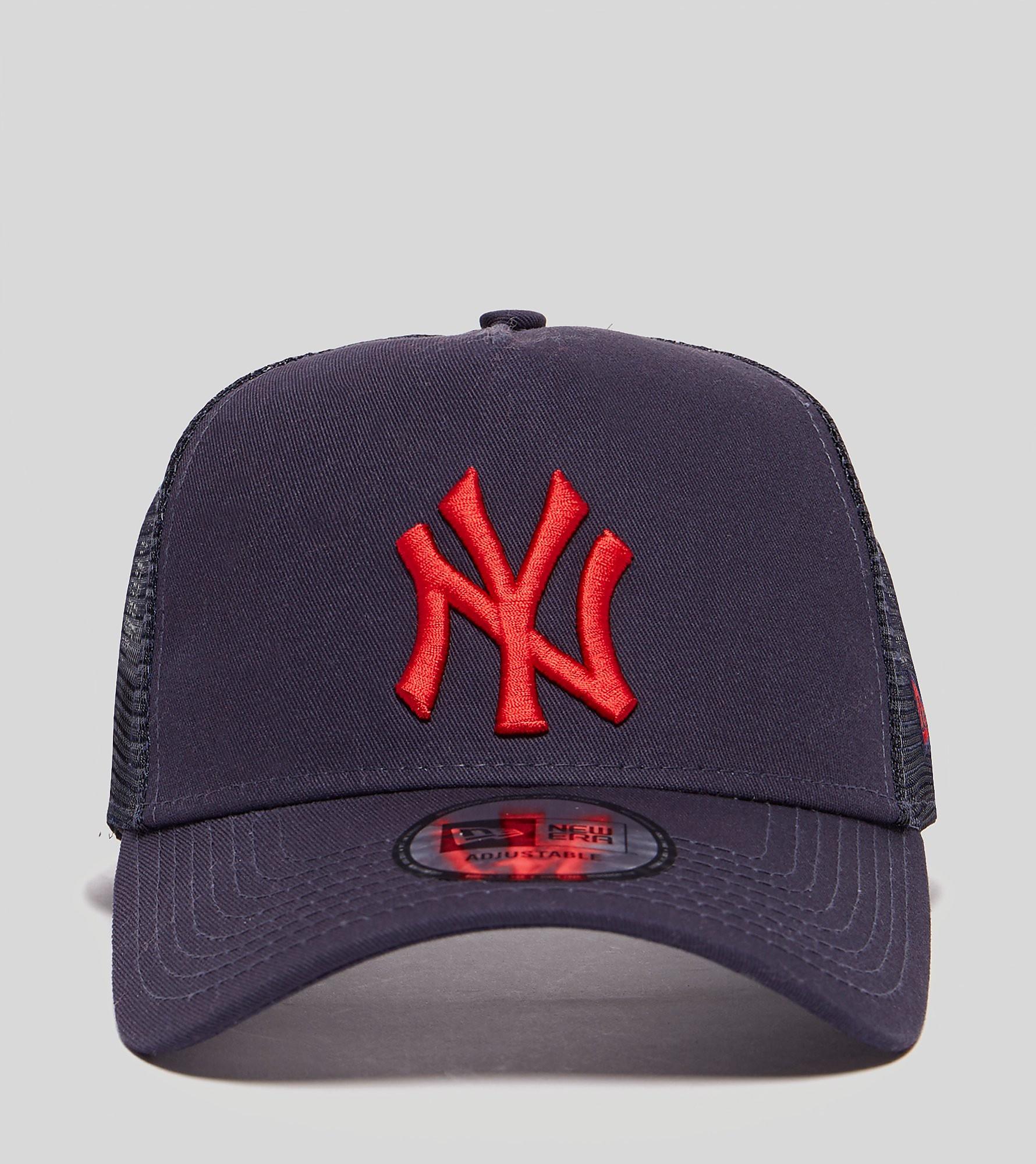 New Era Aframe NY Cap