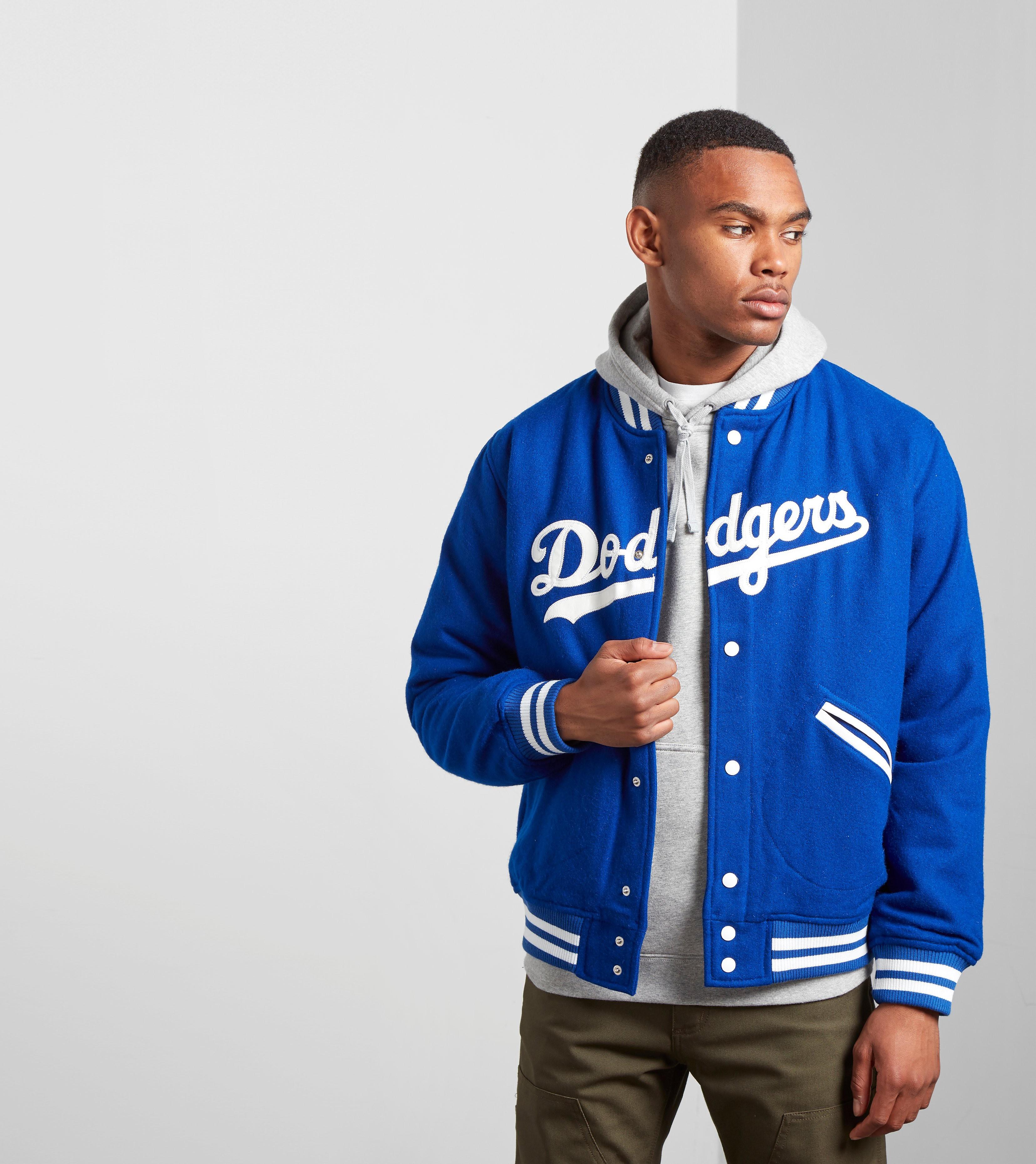 New Era Dodgers Varsity Jacket