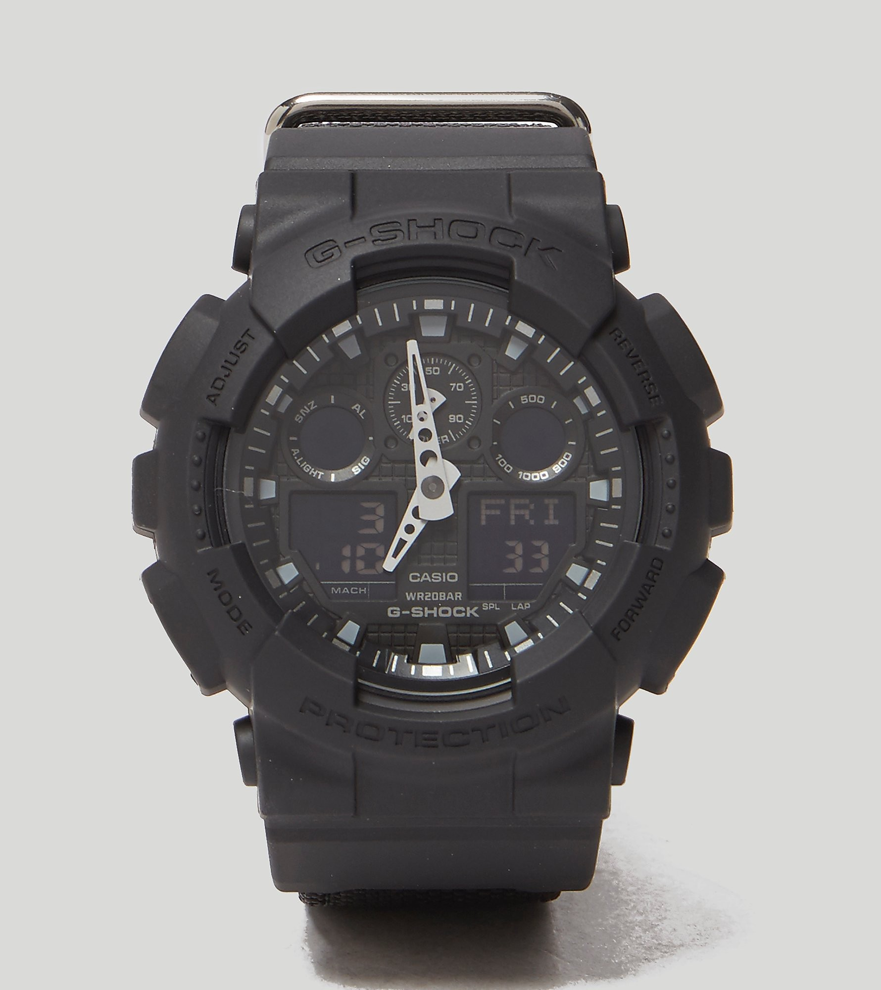 G-Shock GA-100BBN Watch