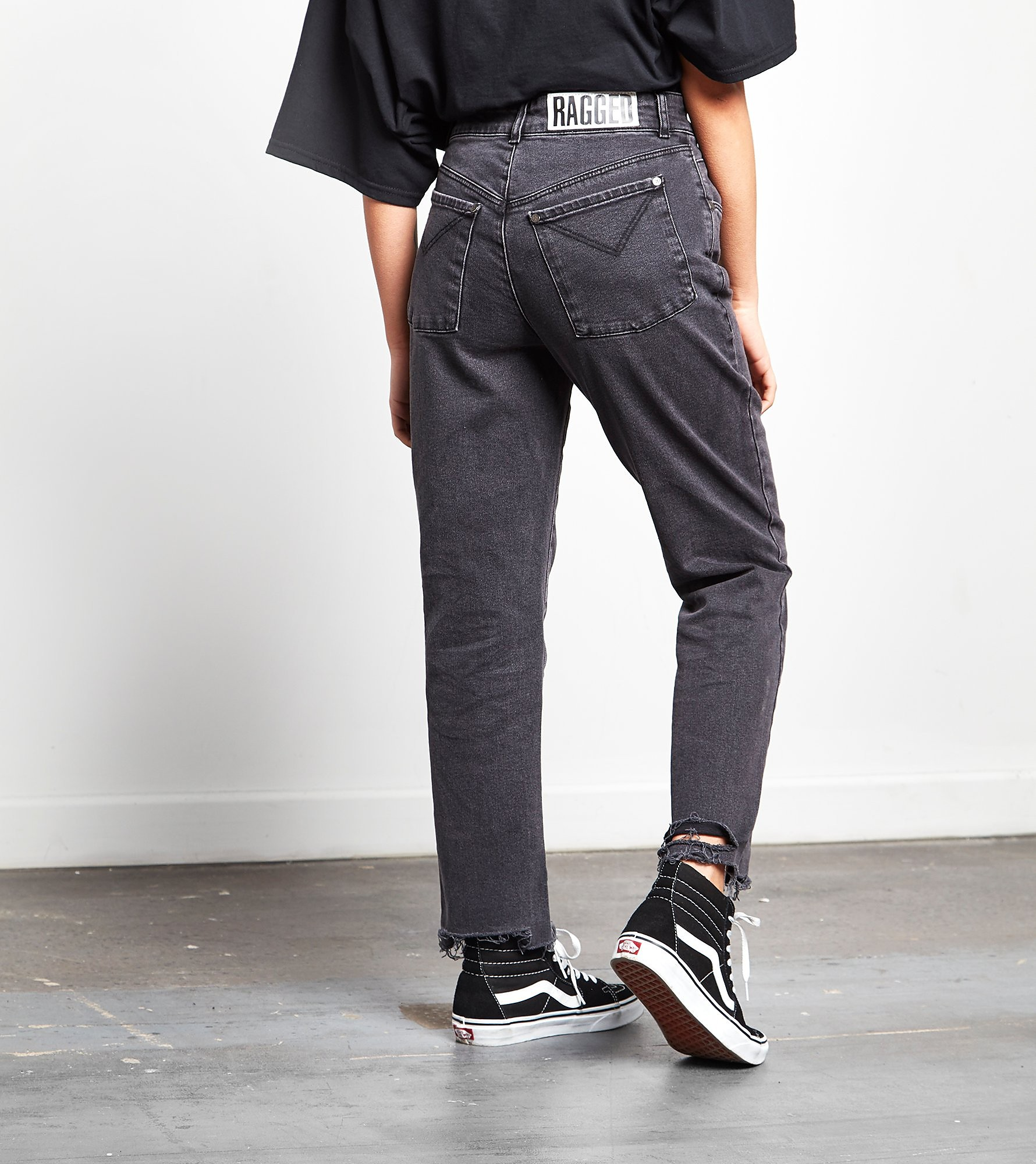 Ragged Priest Graze 'Mom' Ankle Jeans