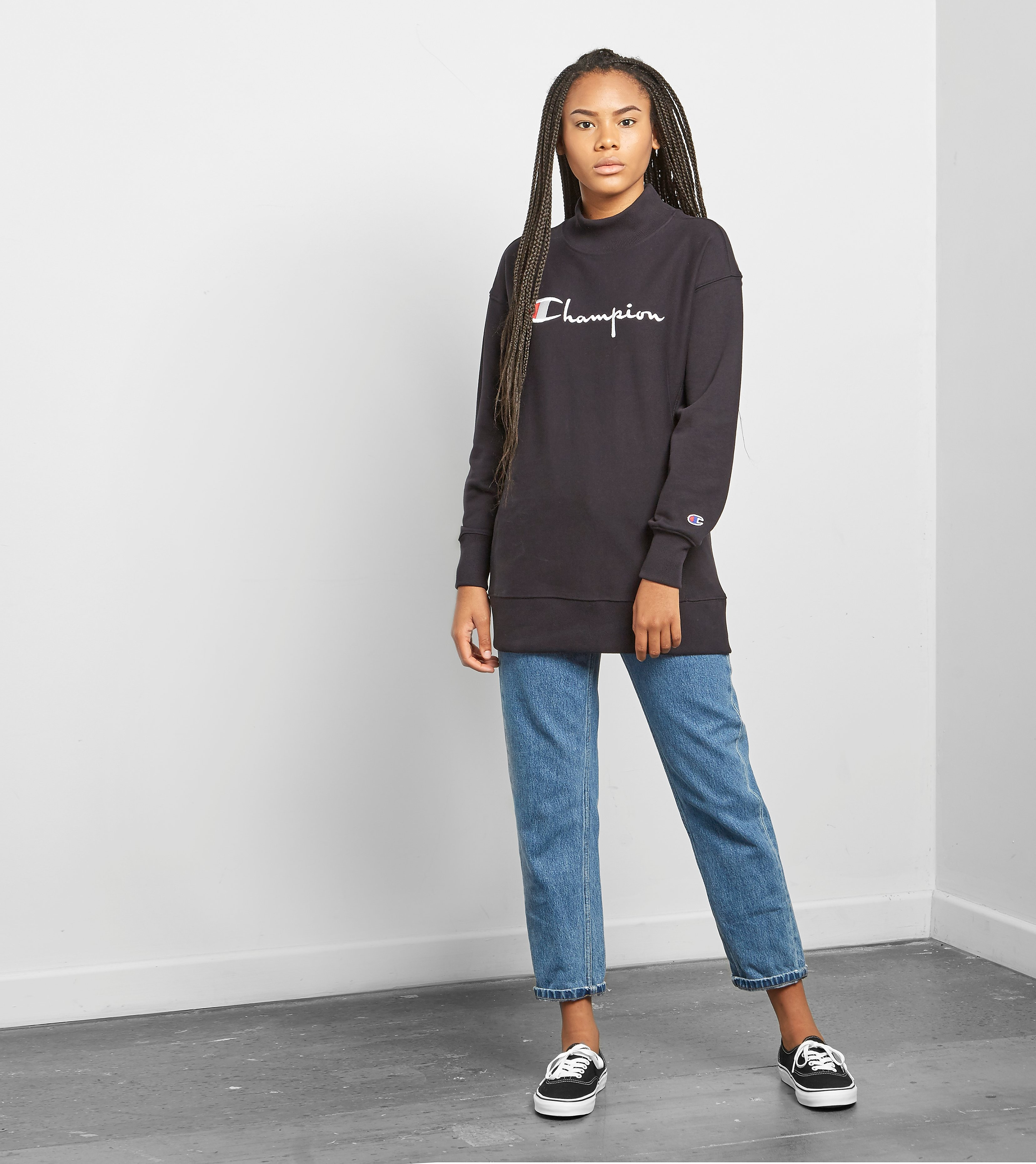 Champion Polo Neck Sweatshirt