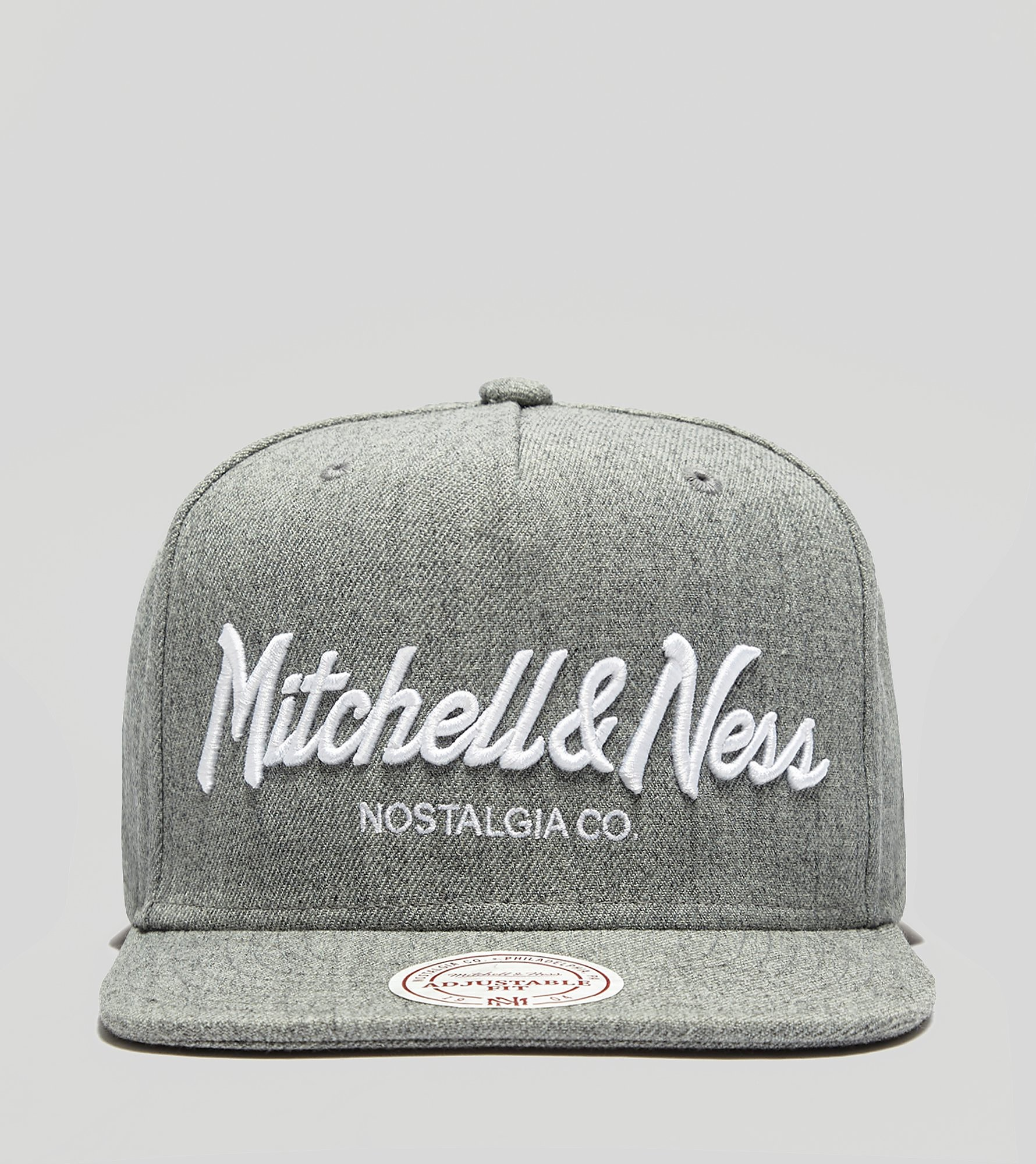 Mitchell & Ness Pinscript Snapback Cap