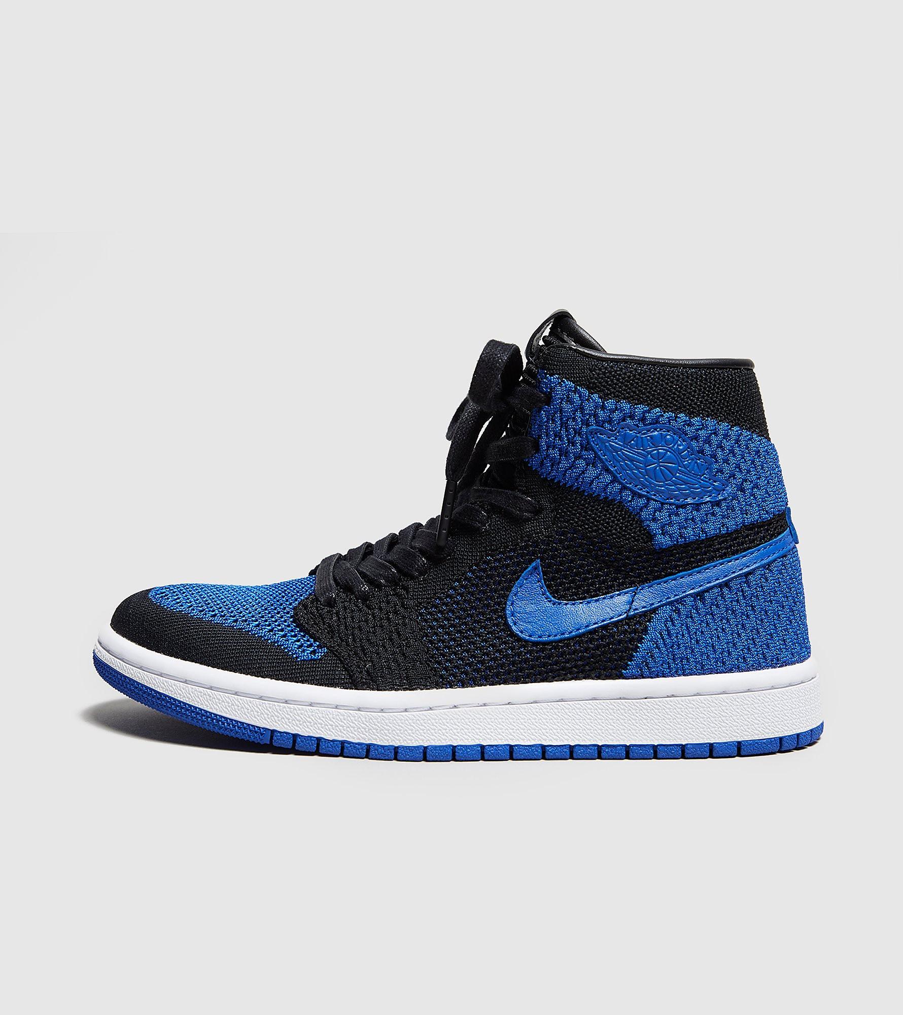 Nike Air Jordan 1 HI Flyknit Til Kvinder