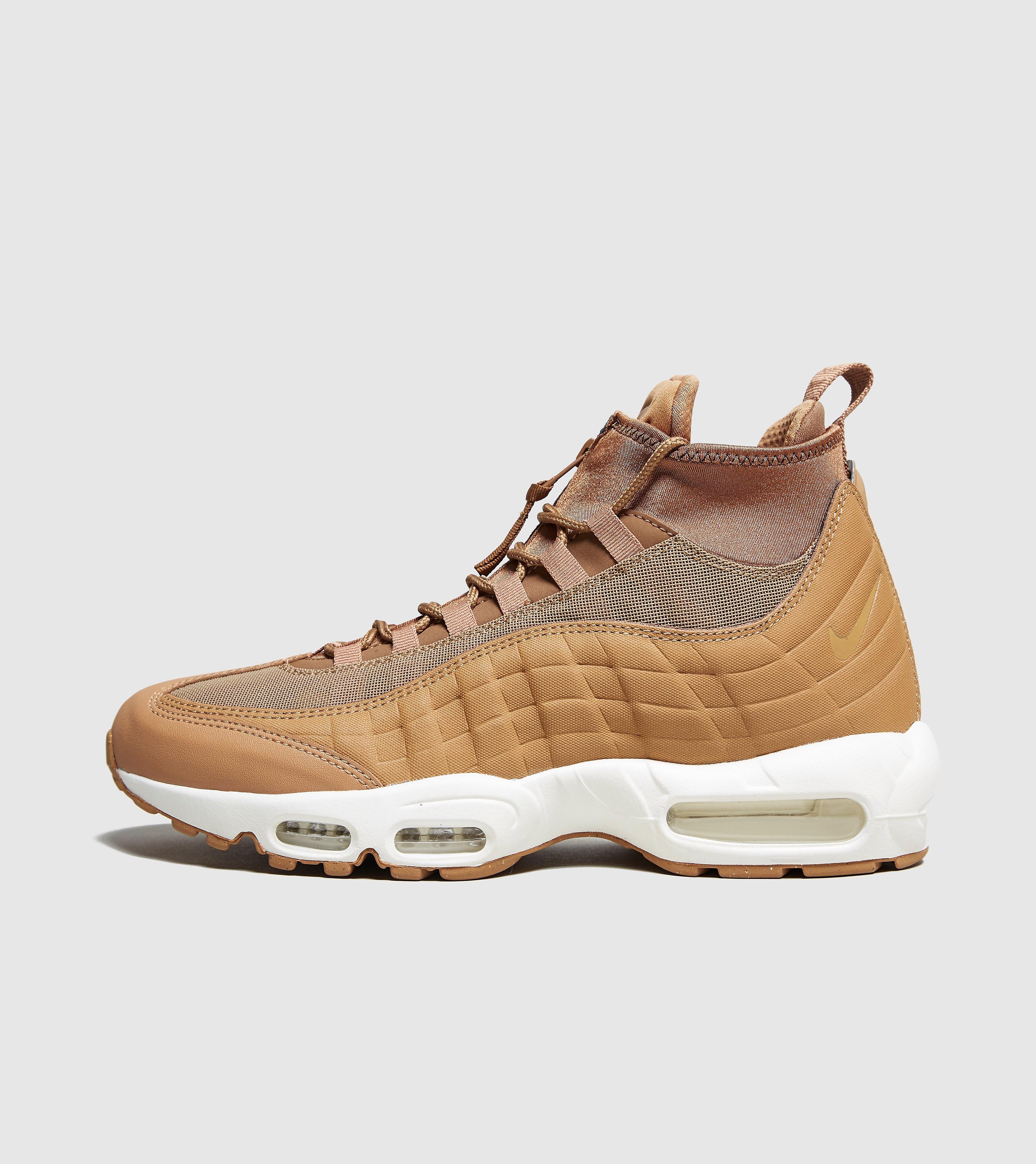 Nike Air Max 95 Sneakerboot Flax