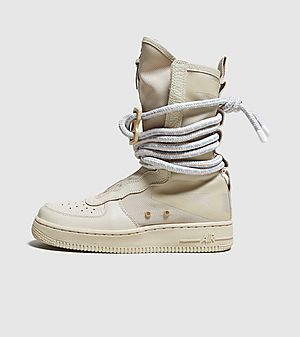 uk availability 5407c e0c6d Nike SF Air Force 1 Hi Rattan Til Kvinder ...