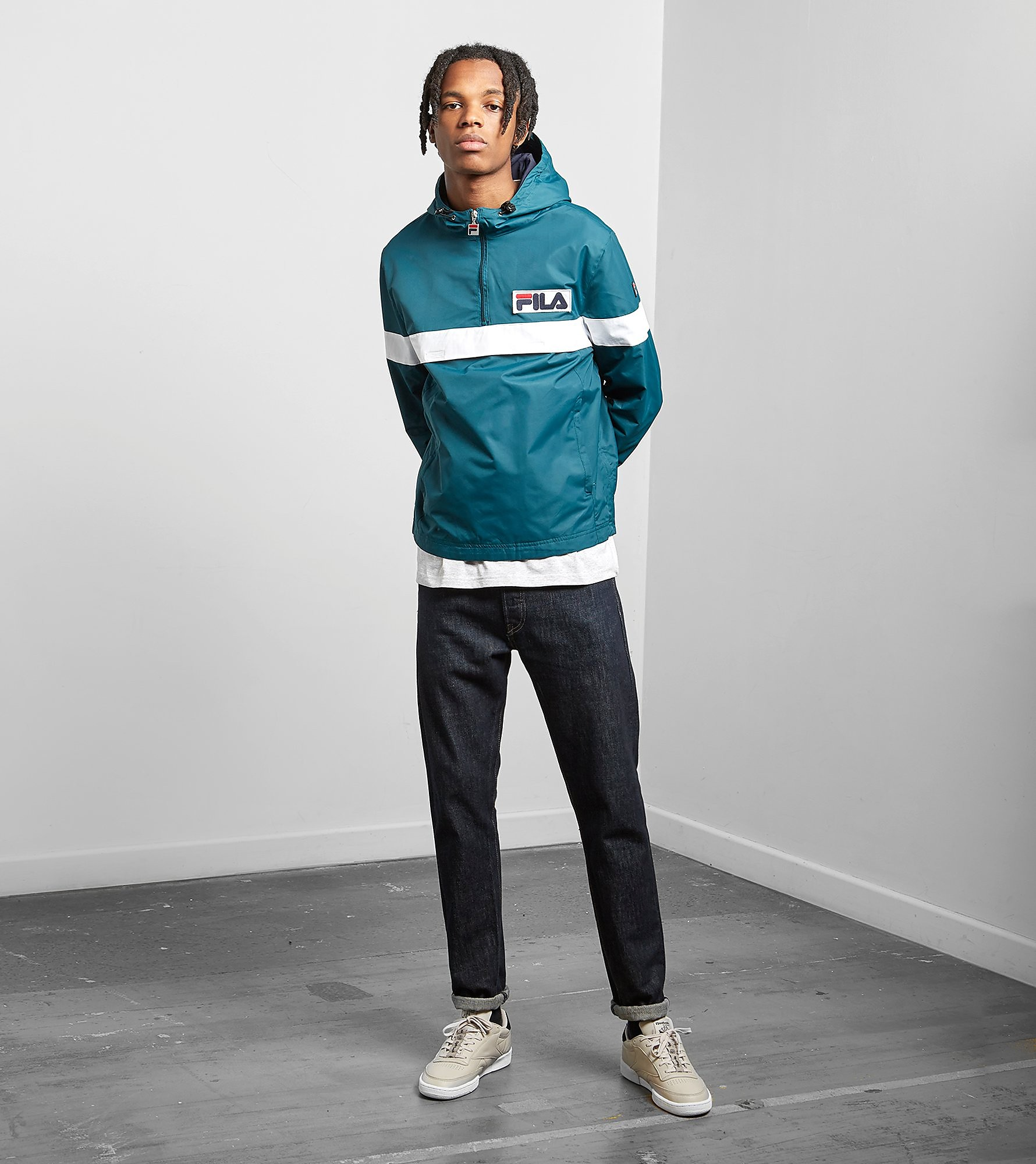 Fila Viloa Jacket - size? Exklusiv