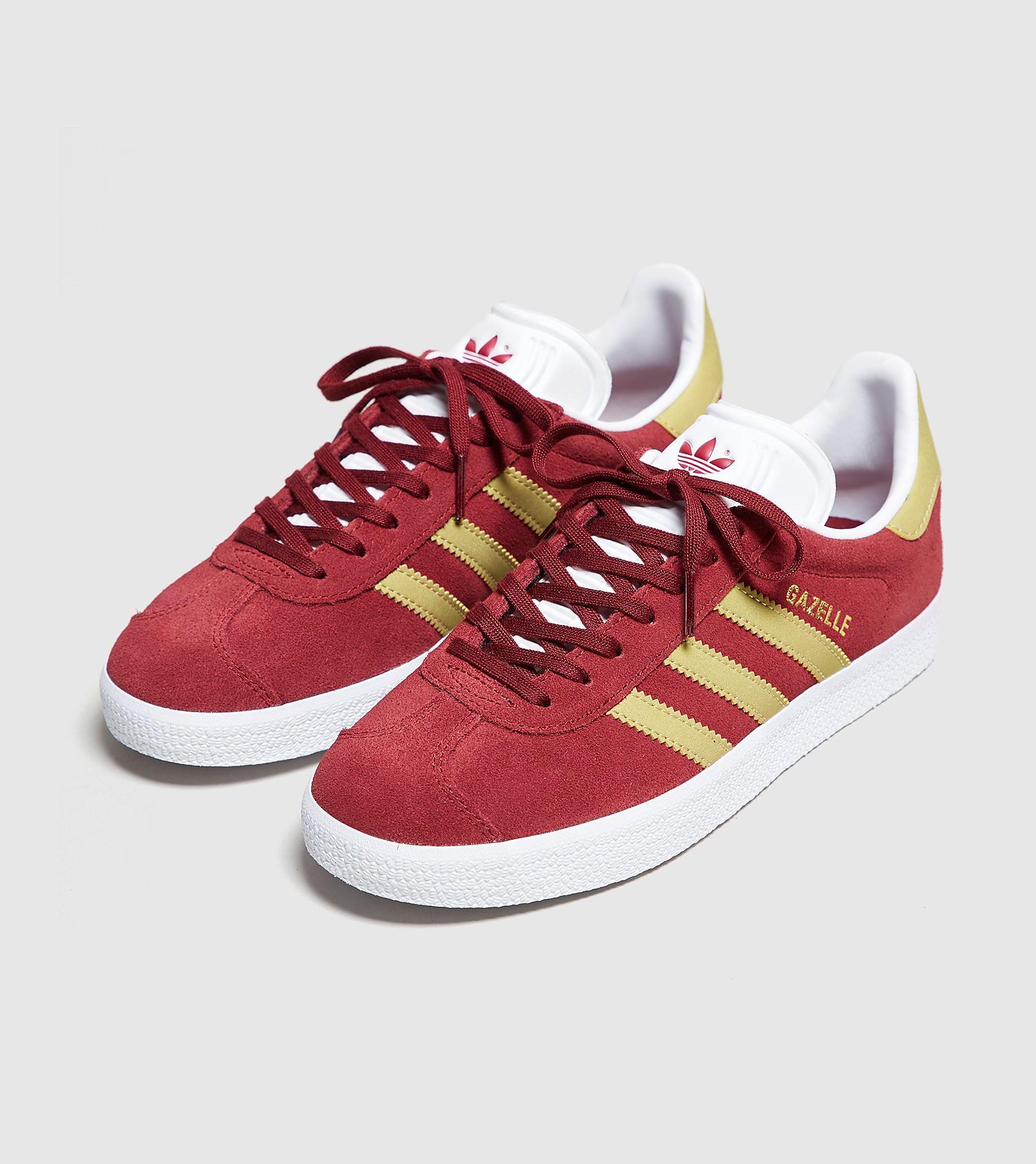 adidas Originals Gazelle Women's, Red/Yellow