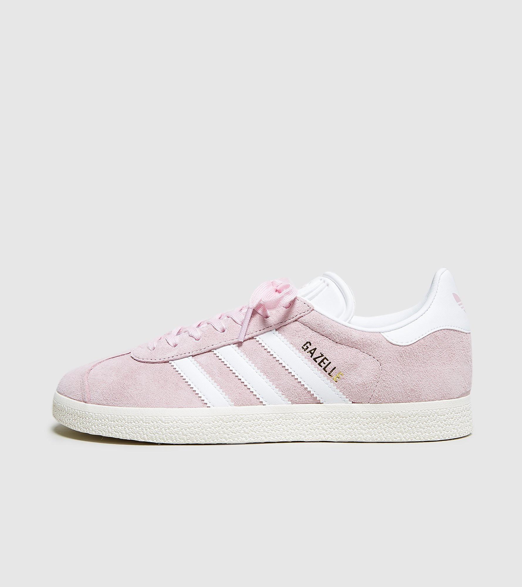 adidas Originals Gazelle-damesschoen, Pink