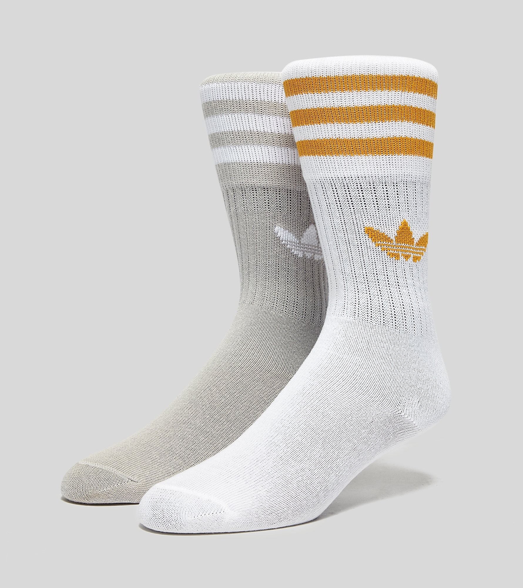 adidas Originals 2 Pack Trefoil Socks