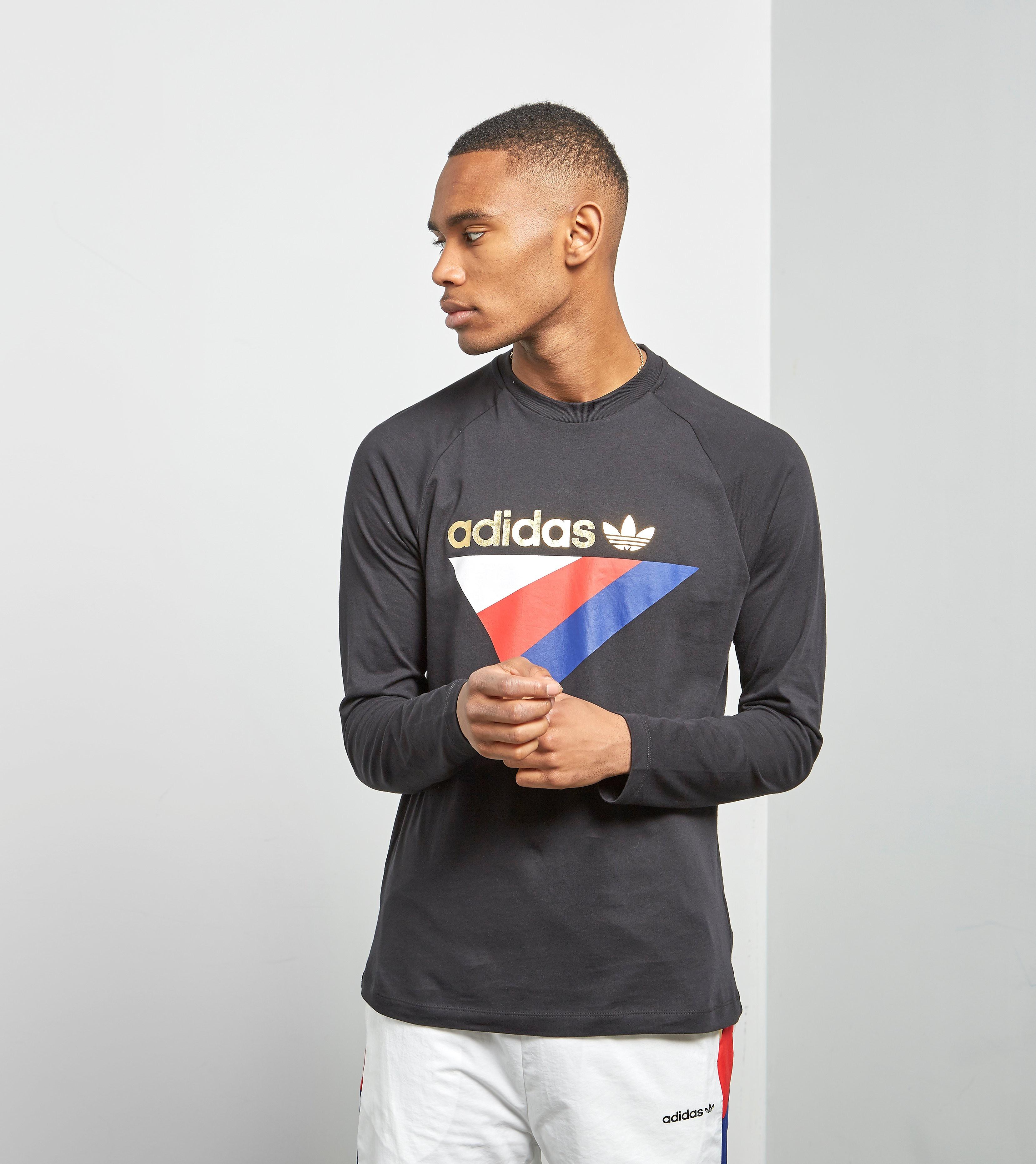 adidas Originals Anichkov Long Sleeved T-Shirt