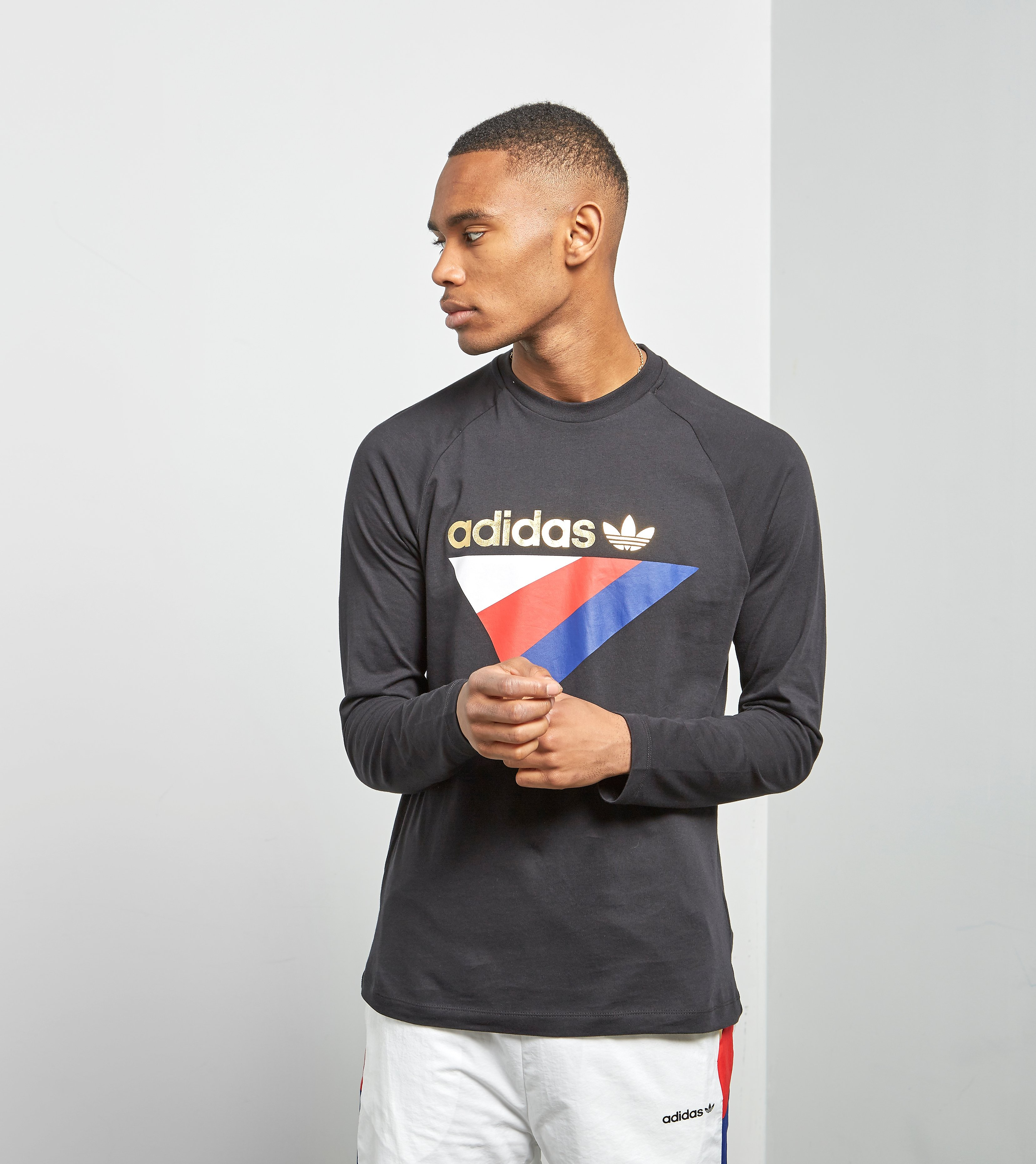 adidas Originals Anichkov Long Sleeved T-Shirt
