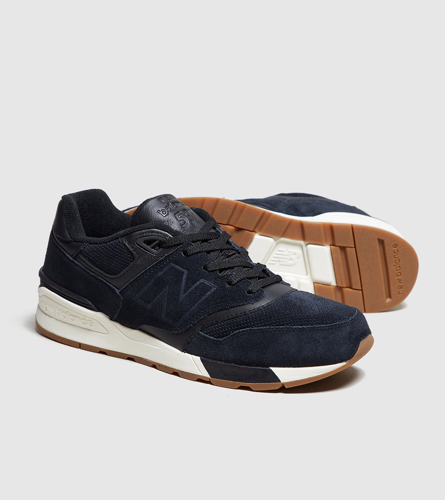 New Balance 597 Suede